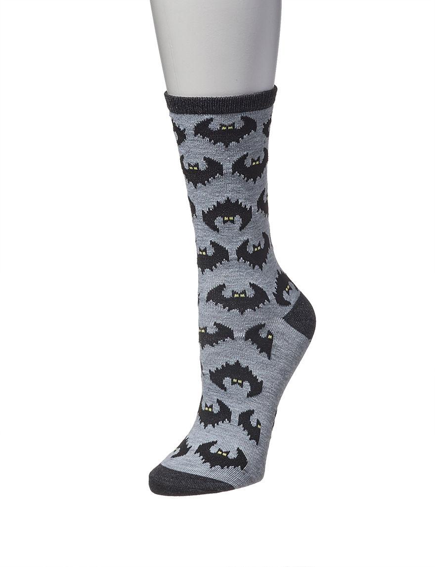 Sox & Co Grey / Black Socks