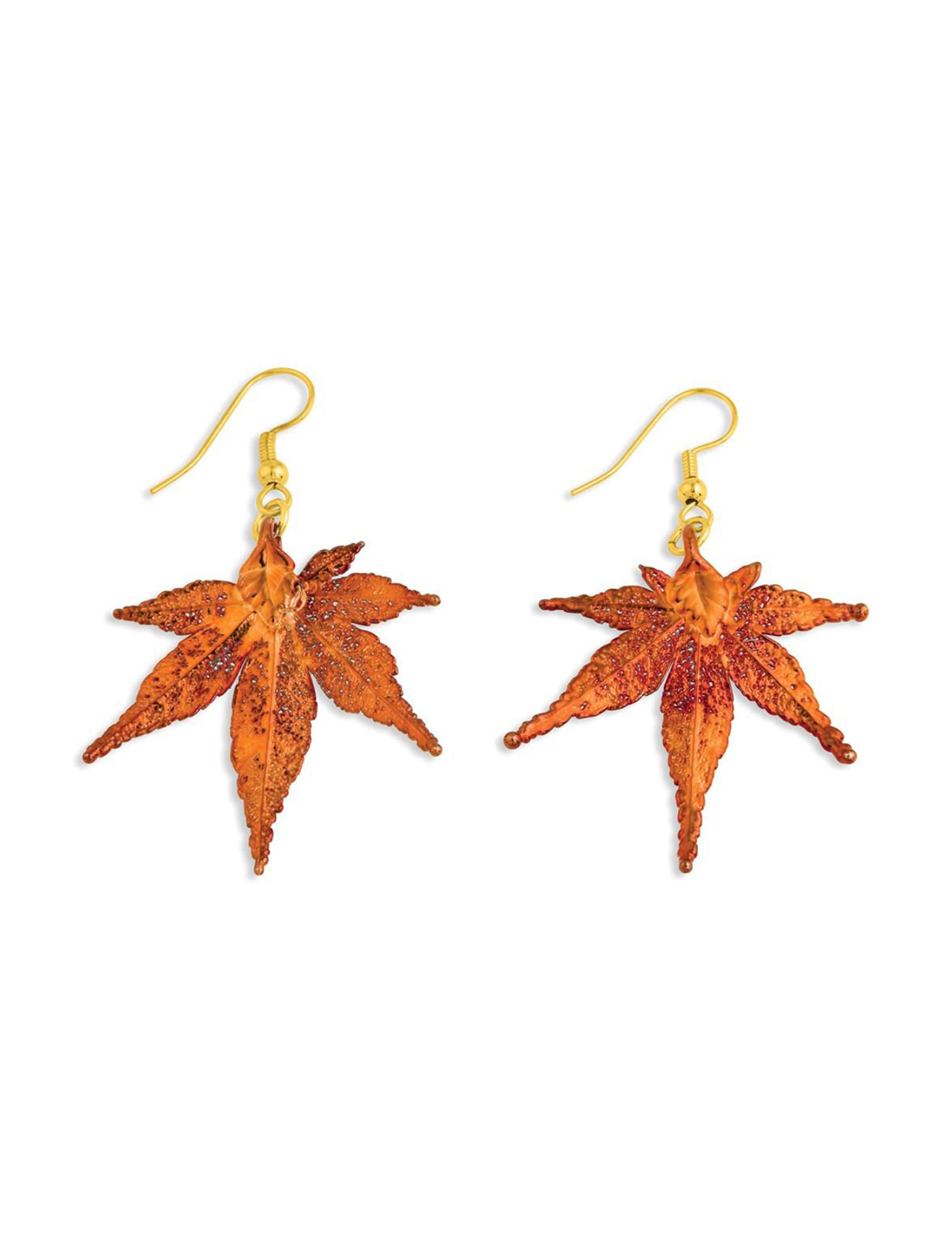 Affordable Expressions Copper Drops Earrings Fine Jewelry