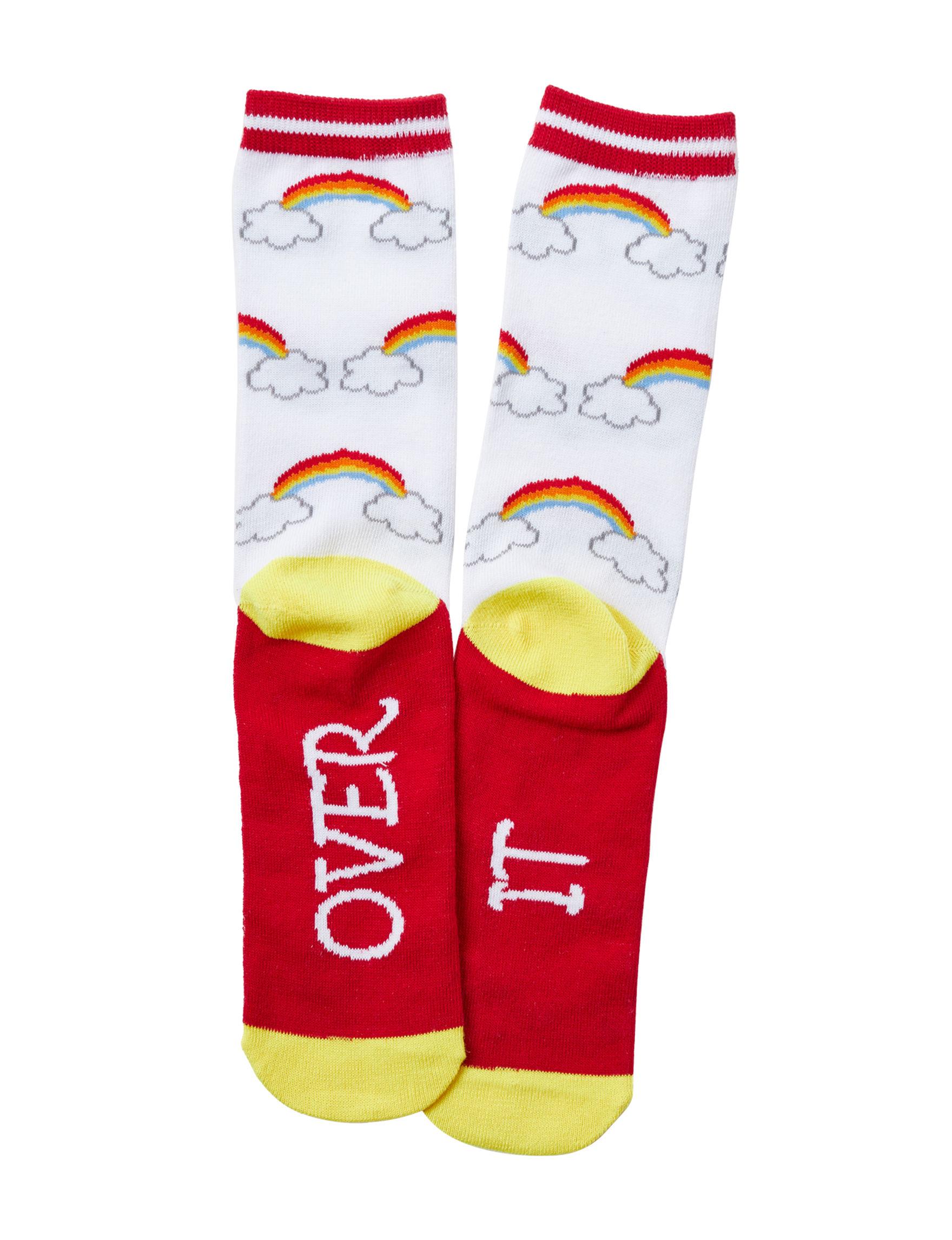 Keep Your Socks On Red Socks