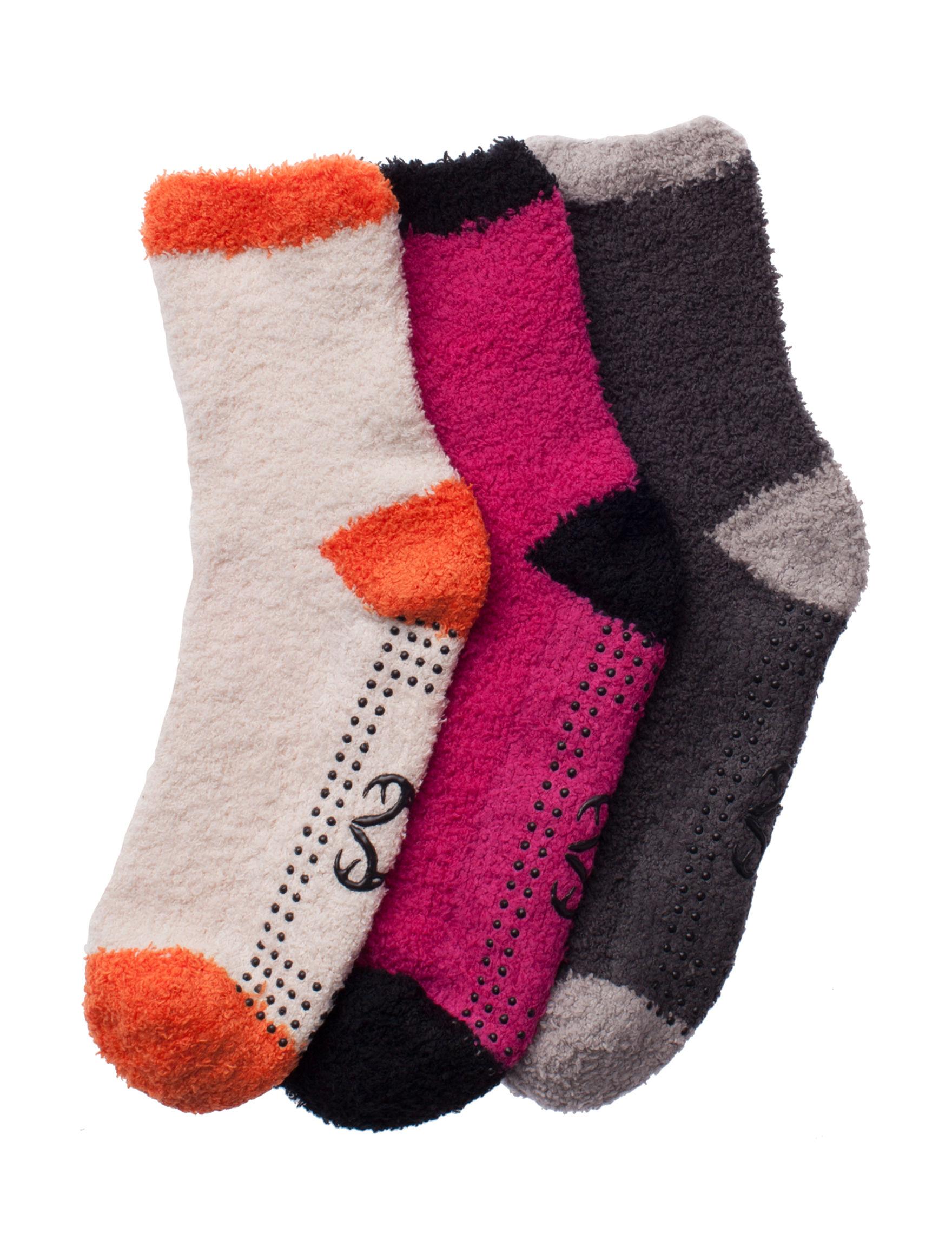 Realtree Oatmeal Socks