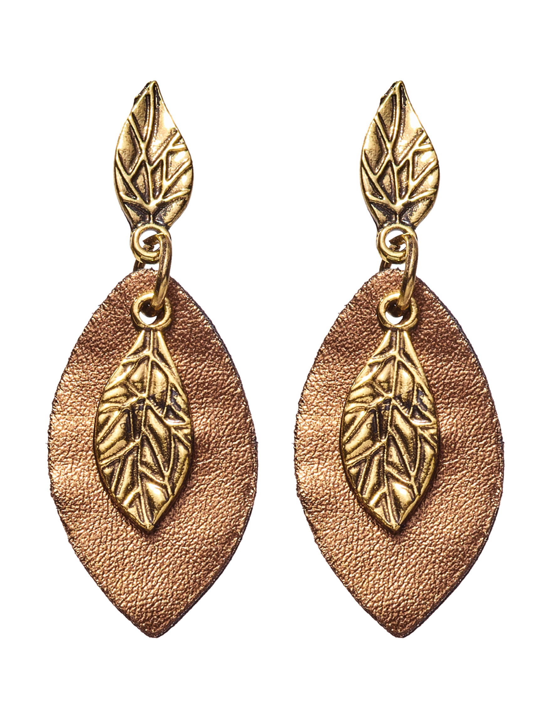 Hannah Brown Drops Earrings Fashion Jewelry