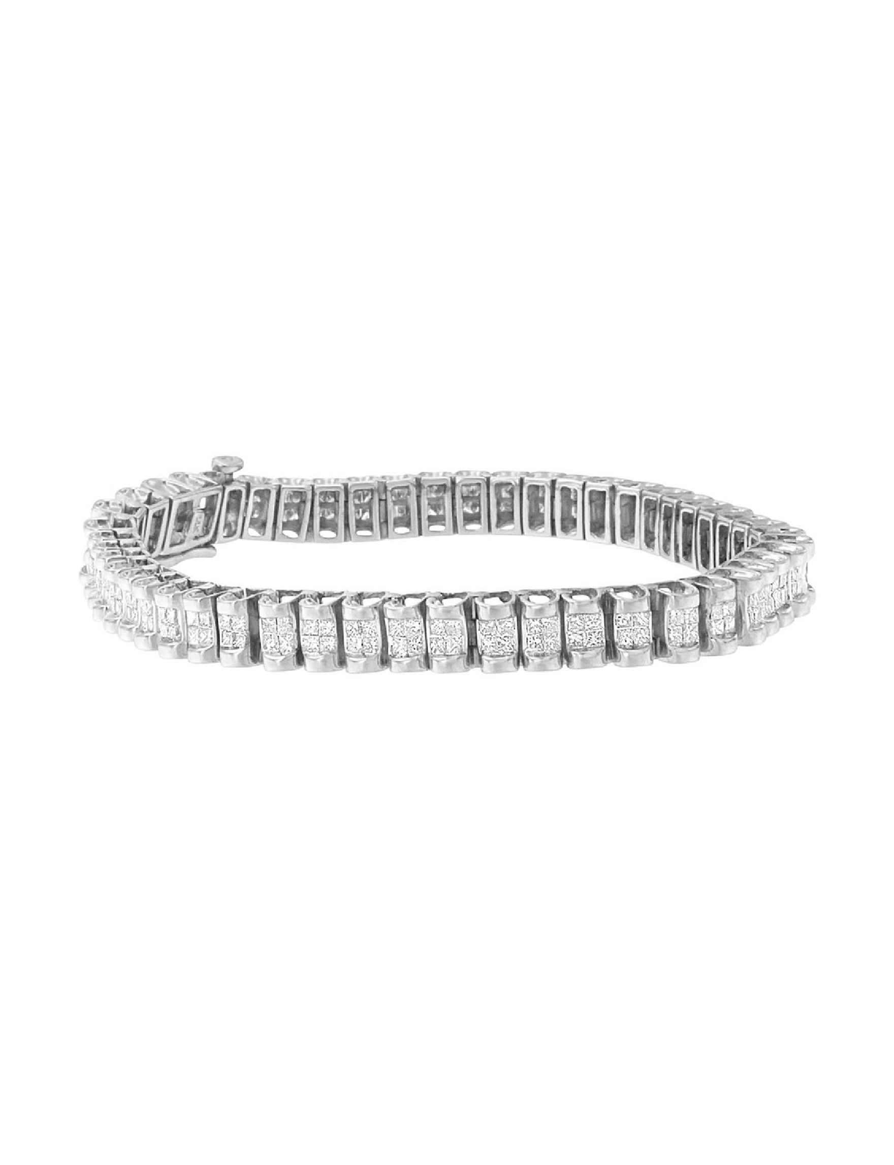 Original Classics White Gold Bracelets Fine Jewelry