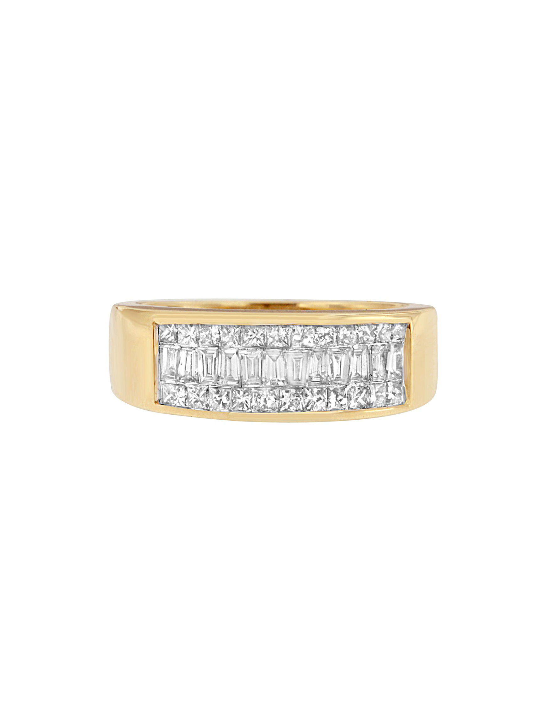 Original Classics Gold Rings Fine Jewelry