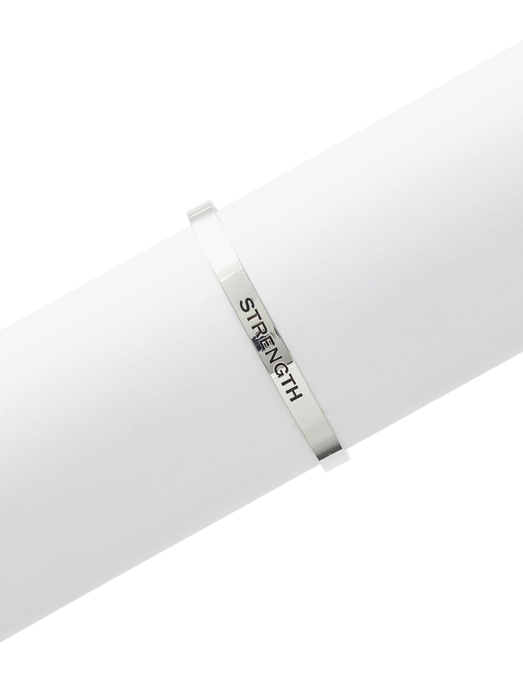 Tanya Silver Bracelets Fashion Jewelry