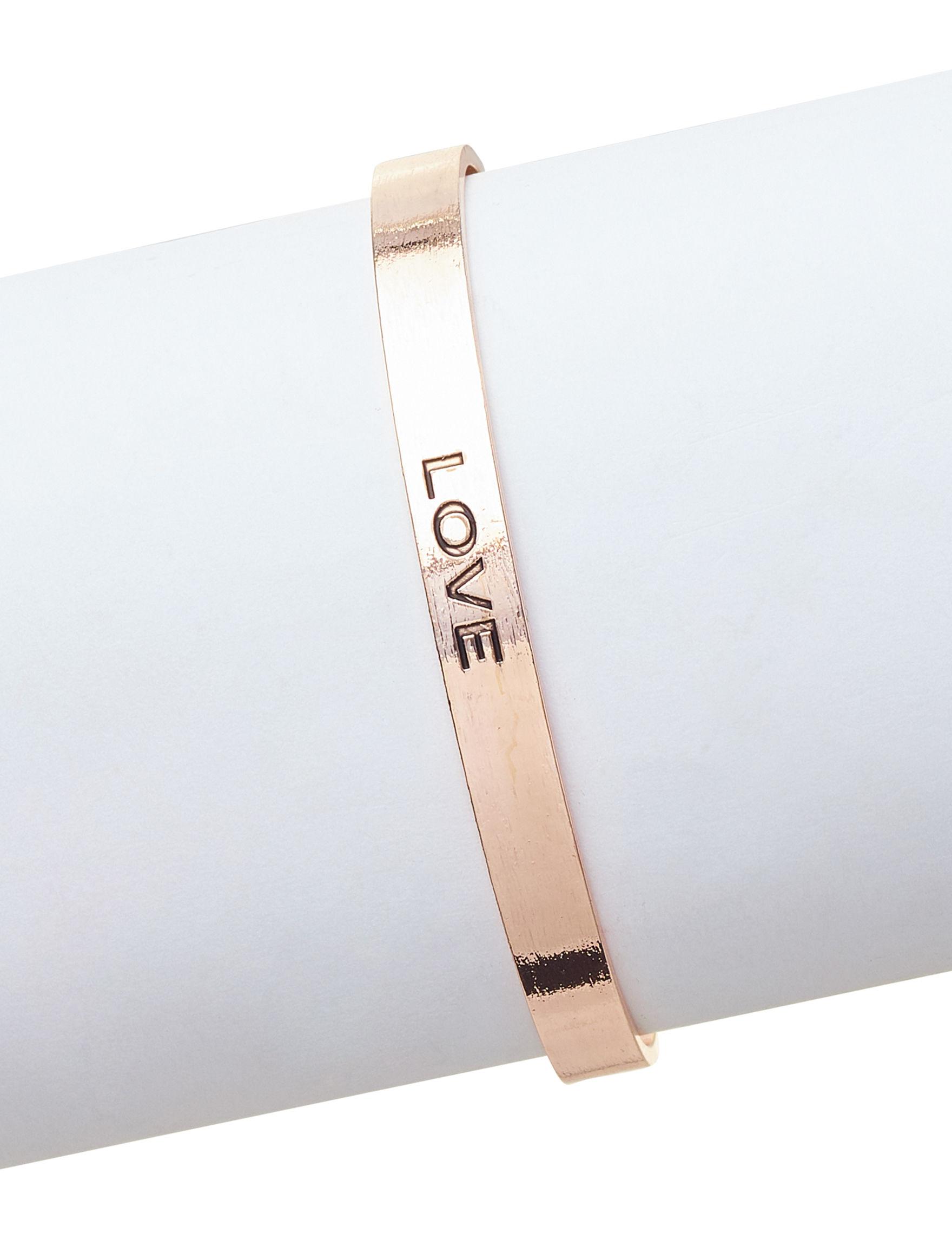 Tanya Rose Gold Bracelets Fashion Jewelry