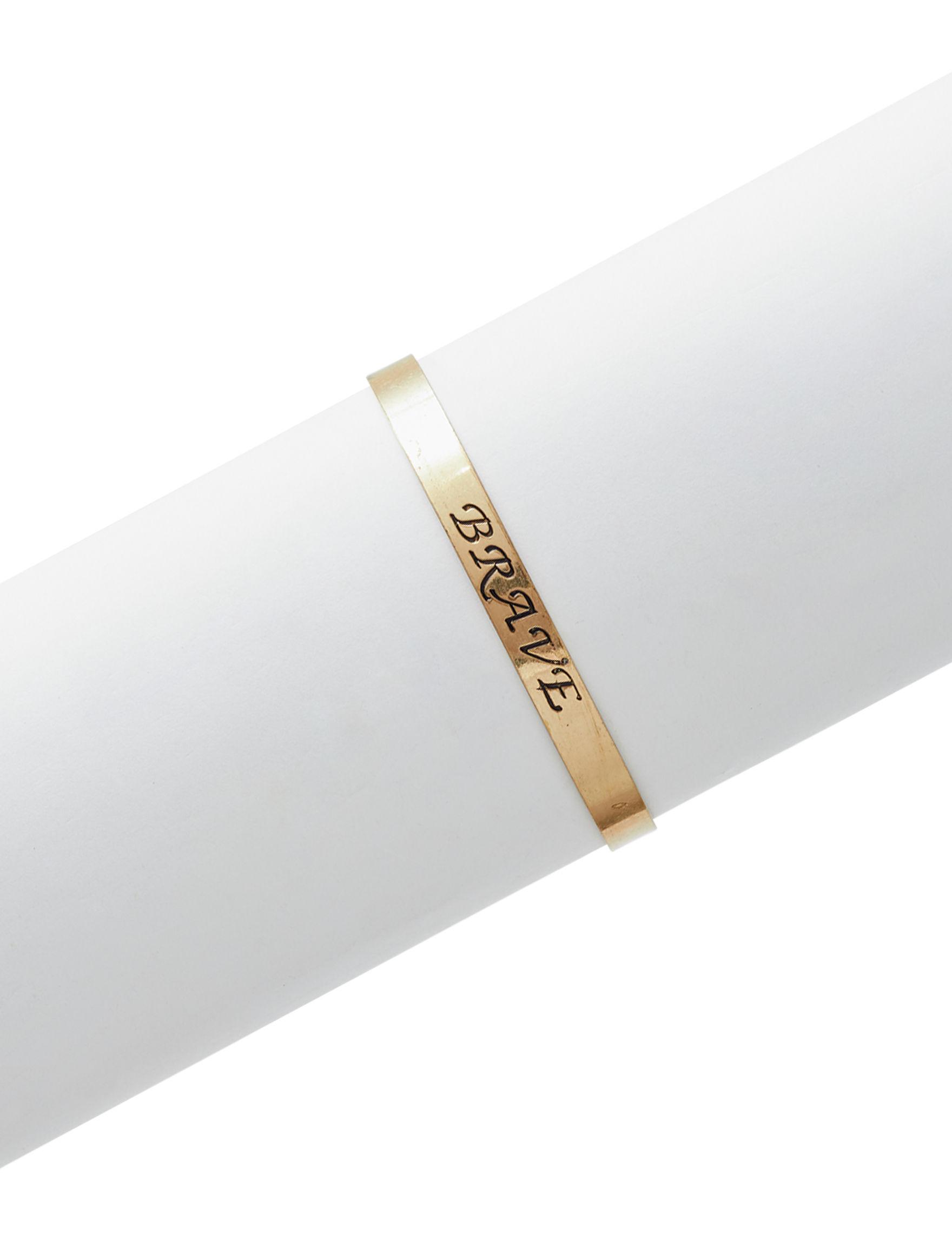 Tanya Gold Bracelets Fashion Jewelry