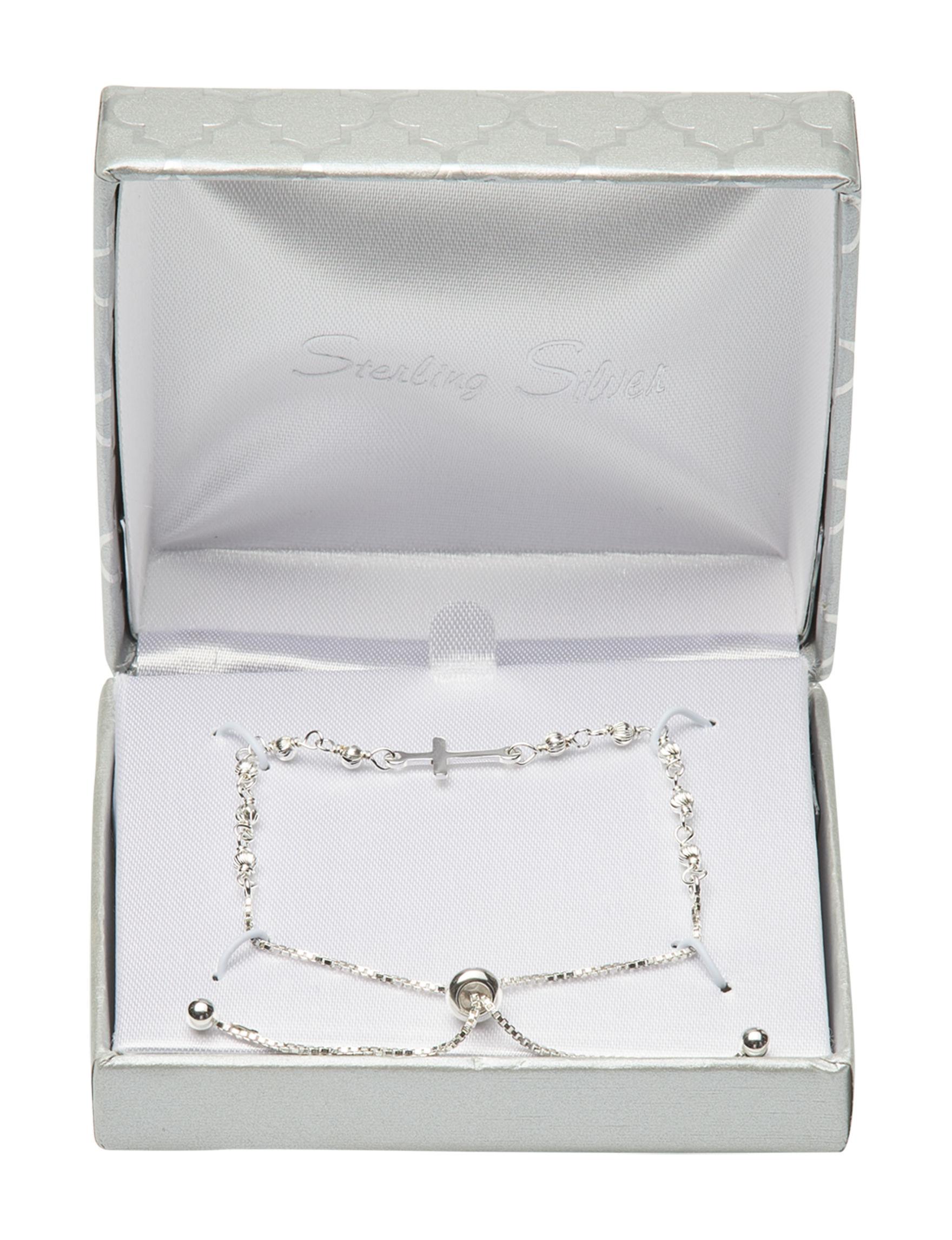 Marsala Sterling Silver Bracelets Fine Jewelry