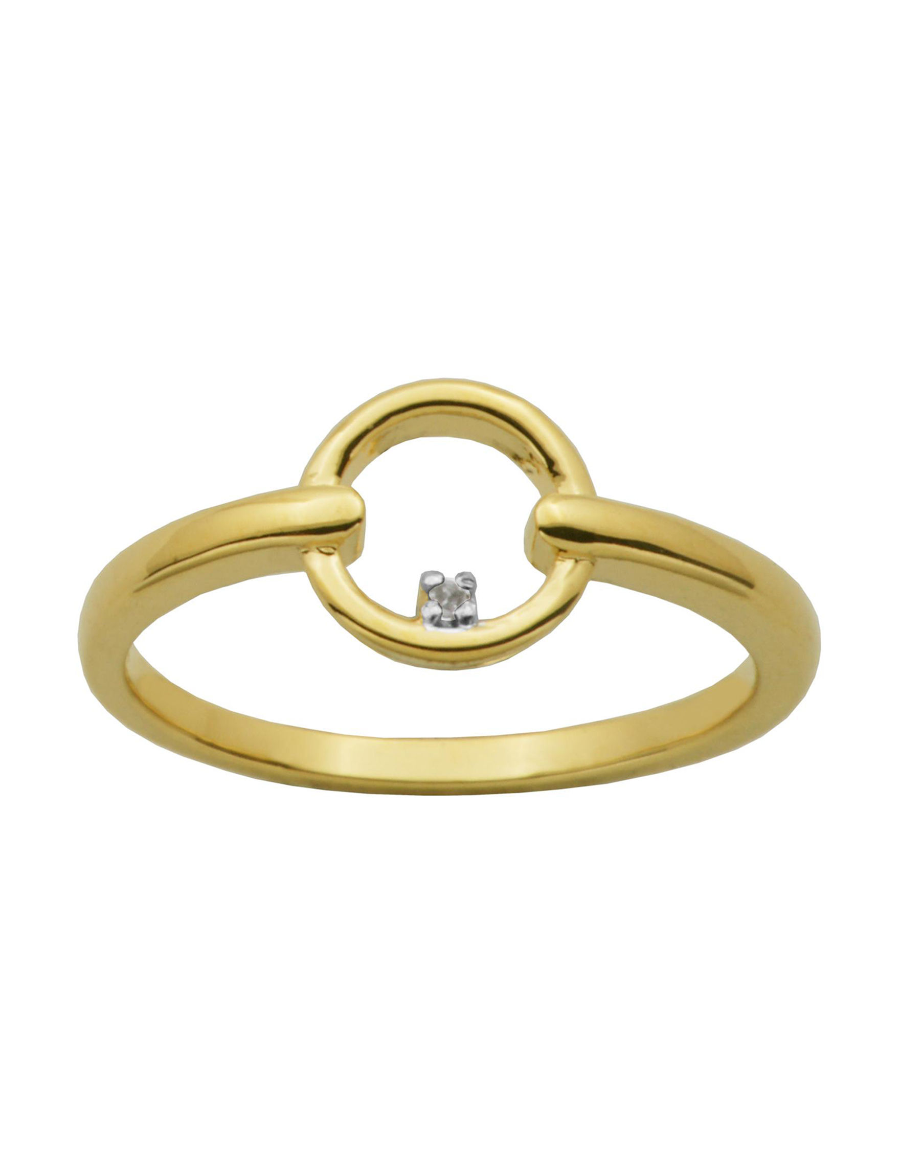 PAJ INC. Gold Drops Studs Earrings Rings Fine Jewelry