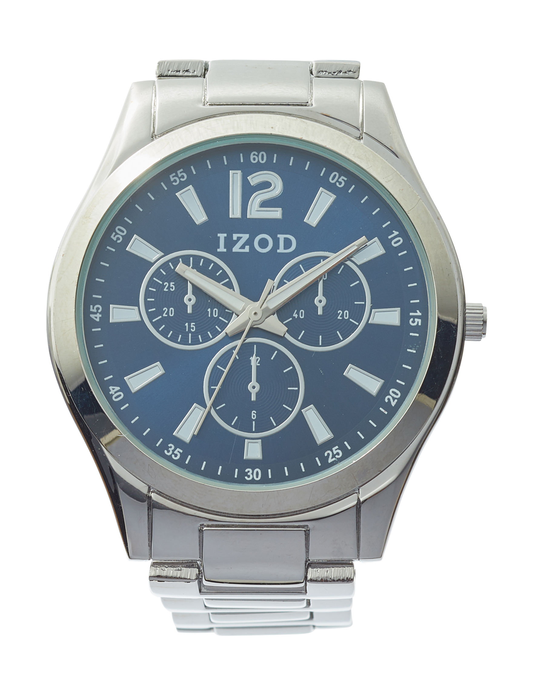 Izod Silver Fashion Watches