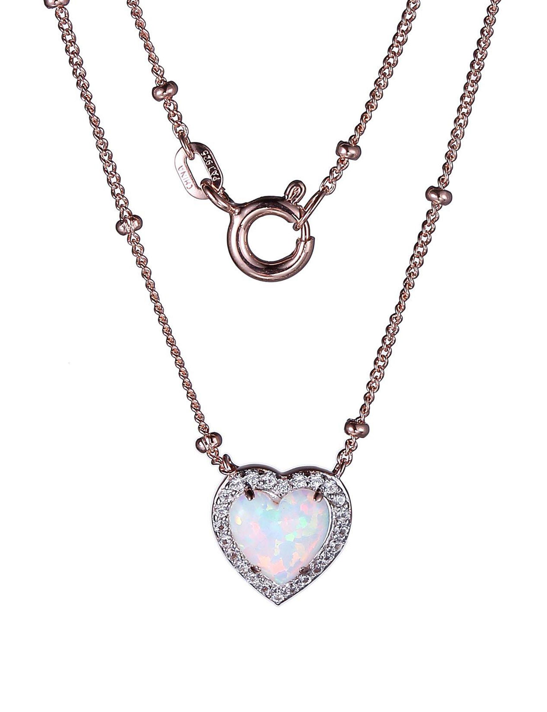 PAJ INC. Opal Necklaces & Pendants Fine Jewelry