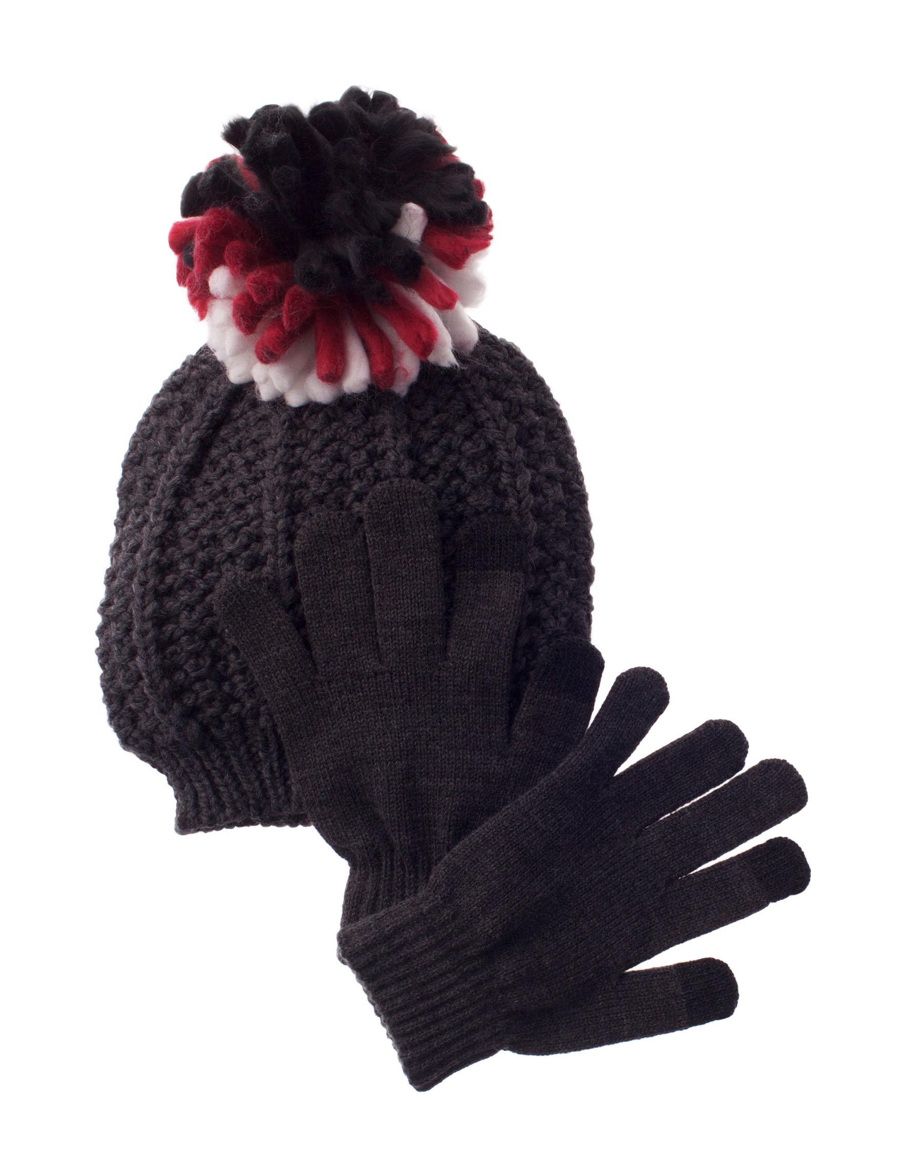 Steve Madden Grey Hats & Headwear
