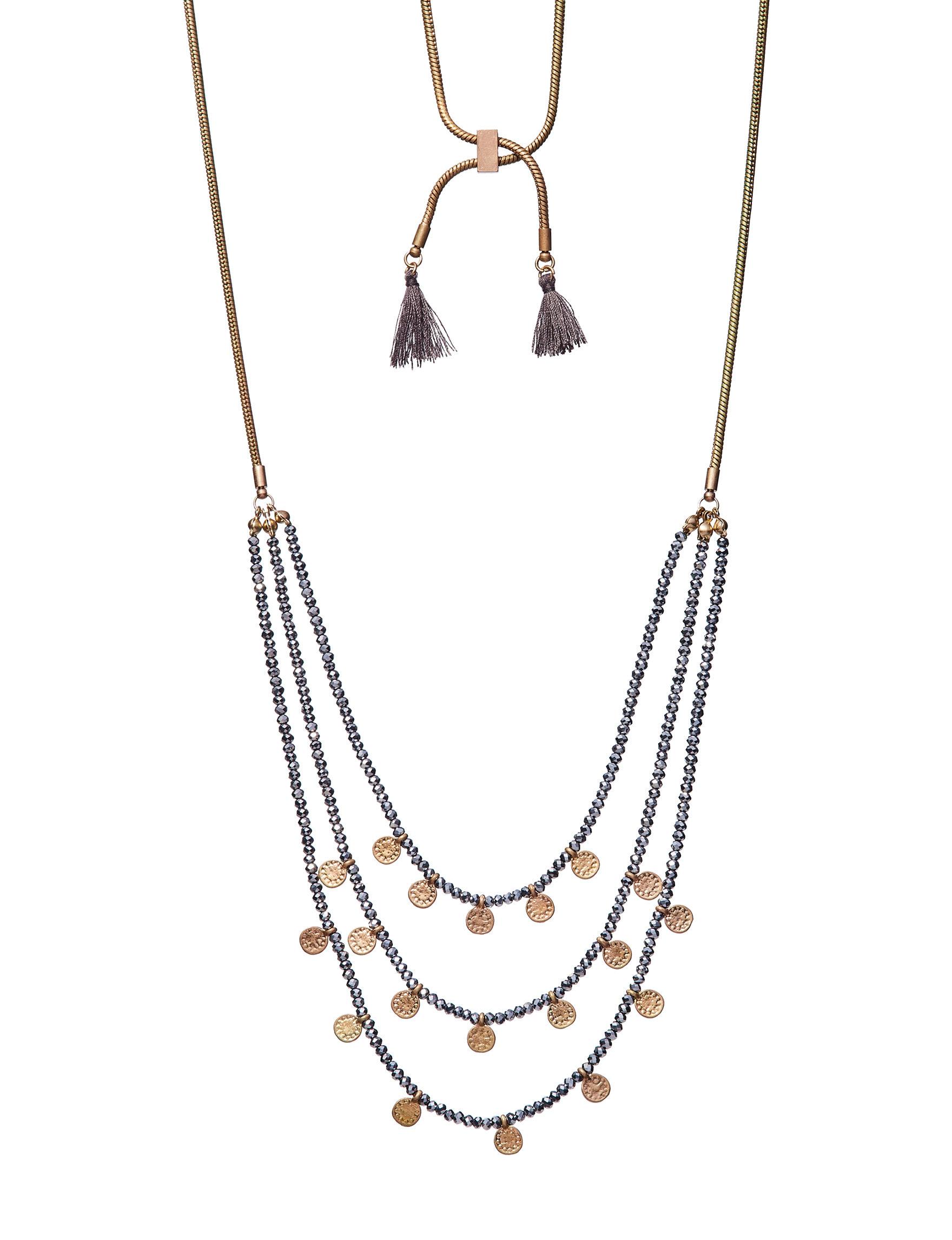 Hannah Grey Necklaces & Pendants Fashion Jewelry