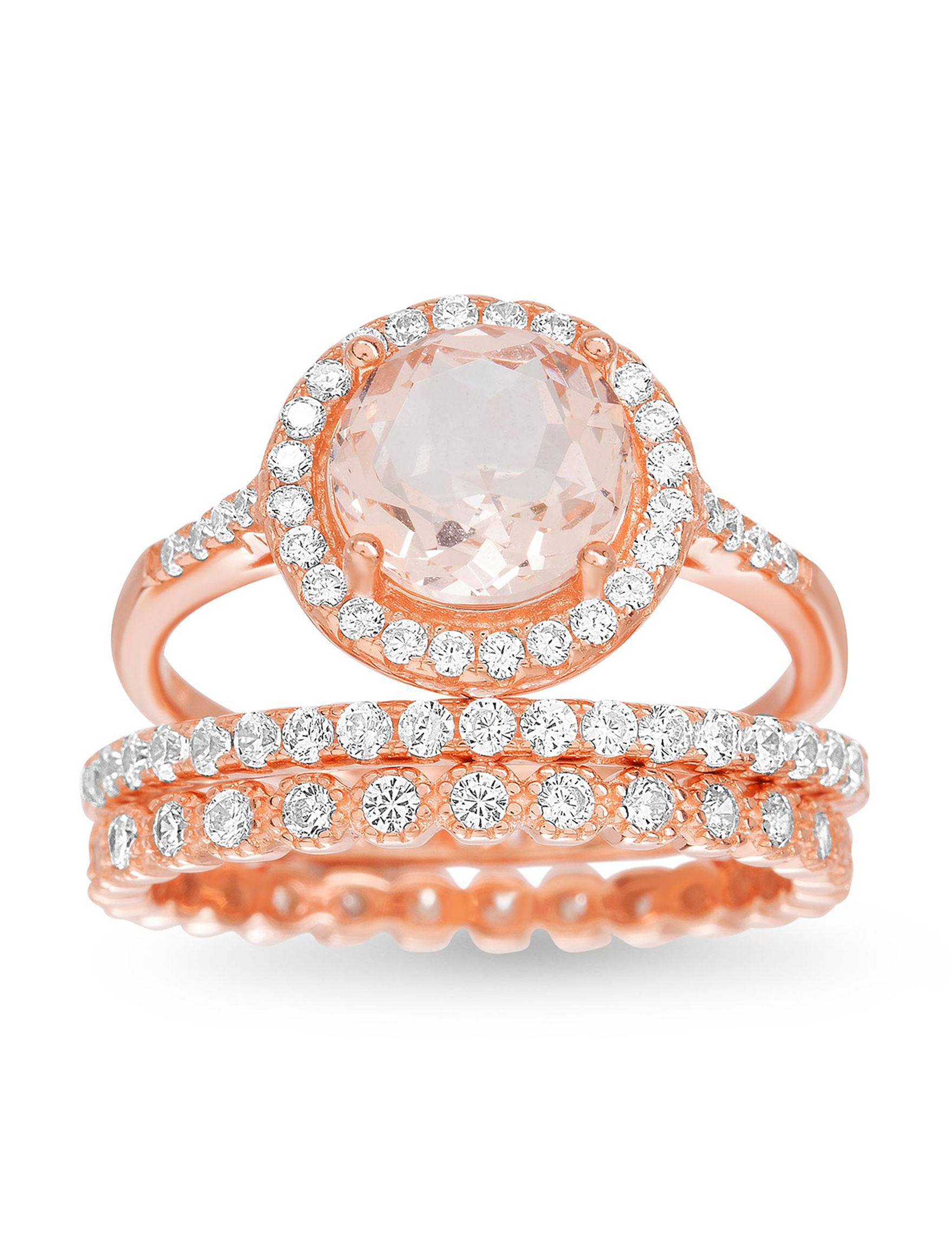 NES Rose Gold Rings Fine Jewelry