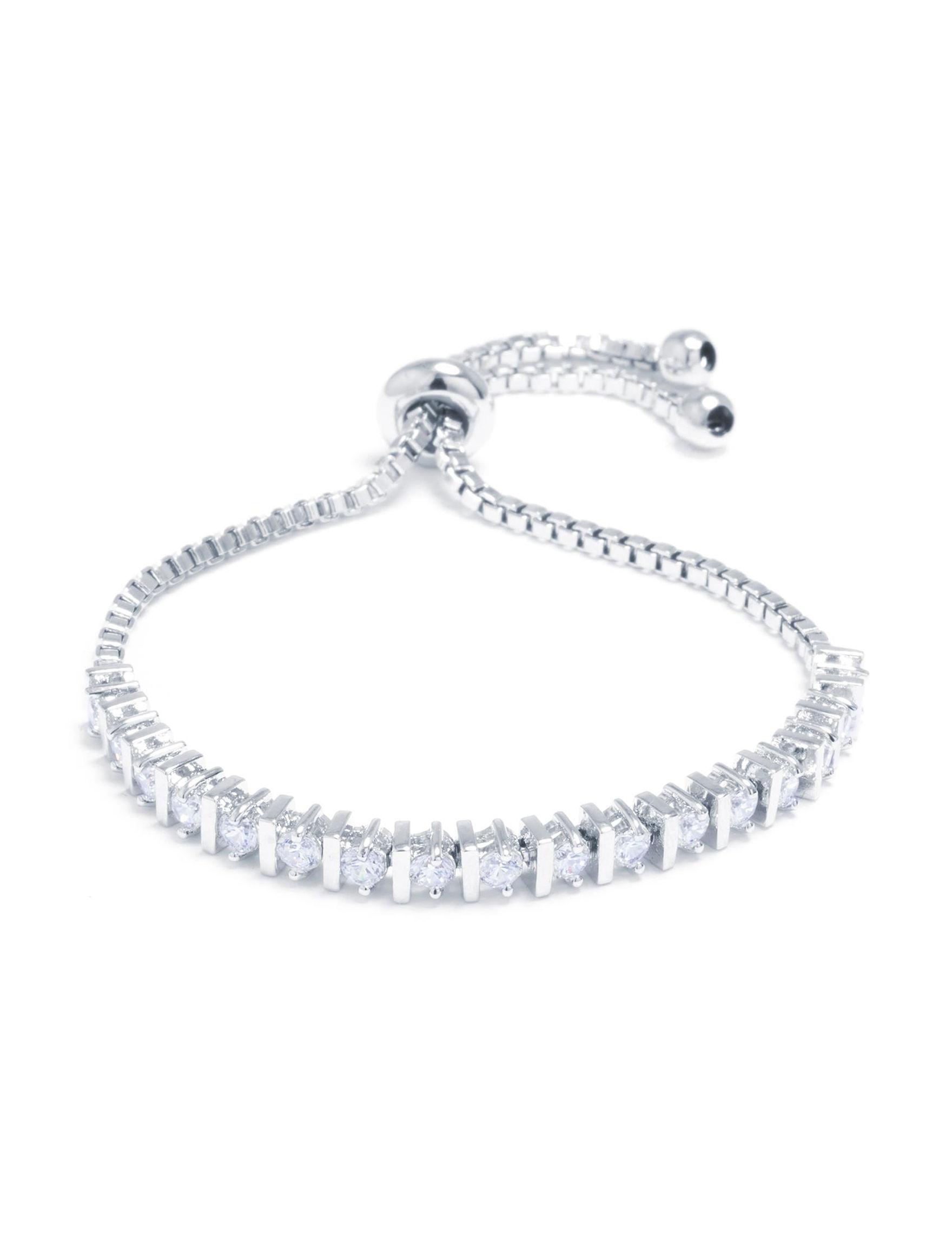 Athra Fine Silver Plated Bracelets Fine Jewelry