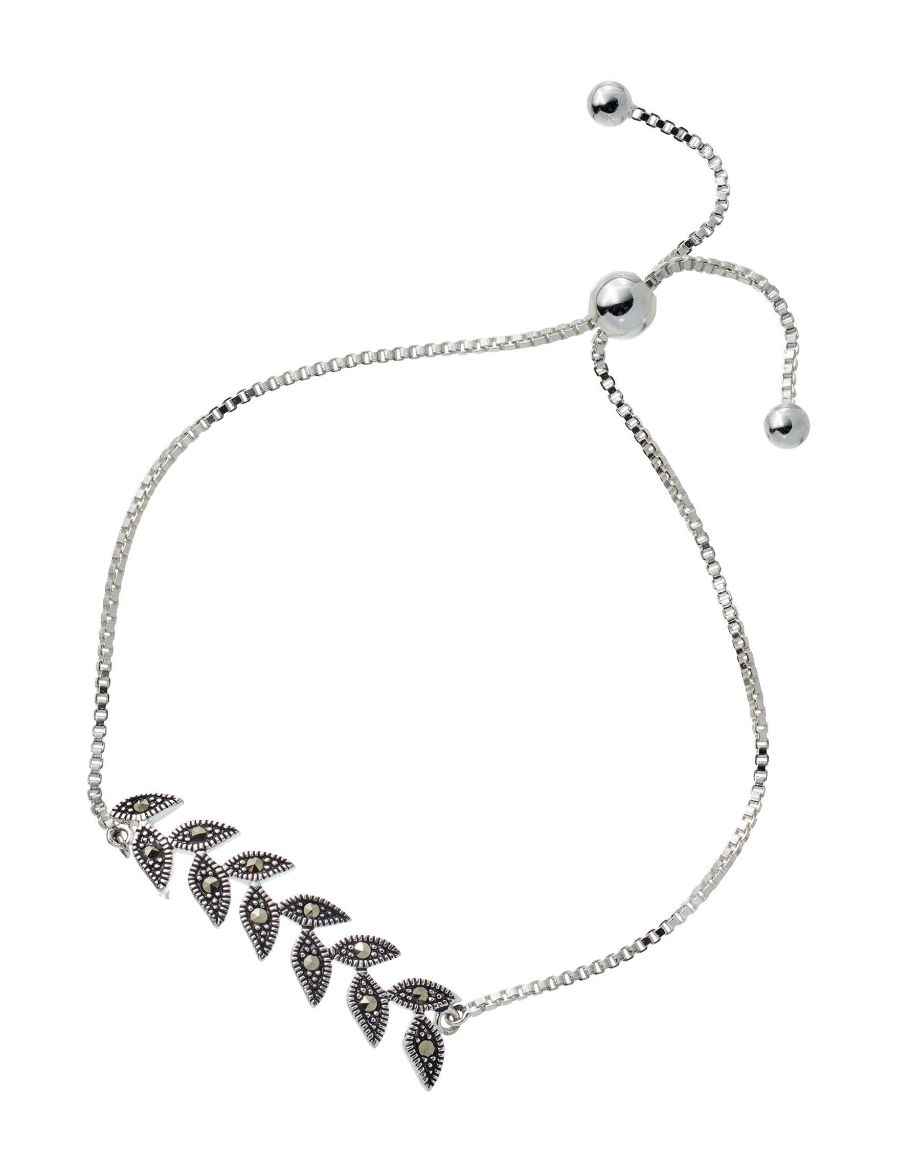 Marsala Marcasite Bracelets Fine Jewelry