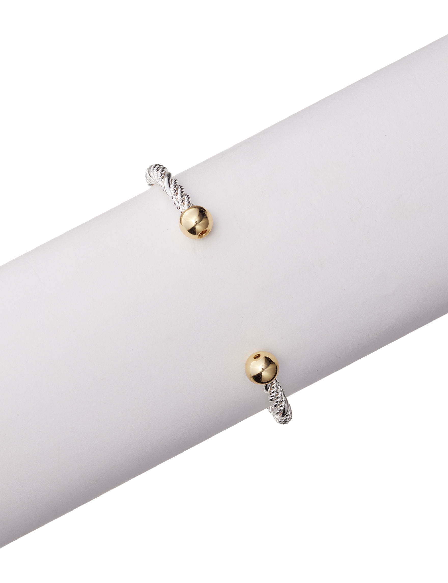 Marsala Two Tone Bracelets Fine Jewelry