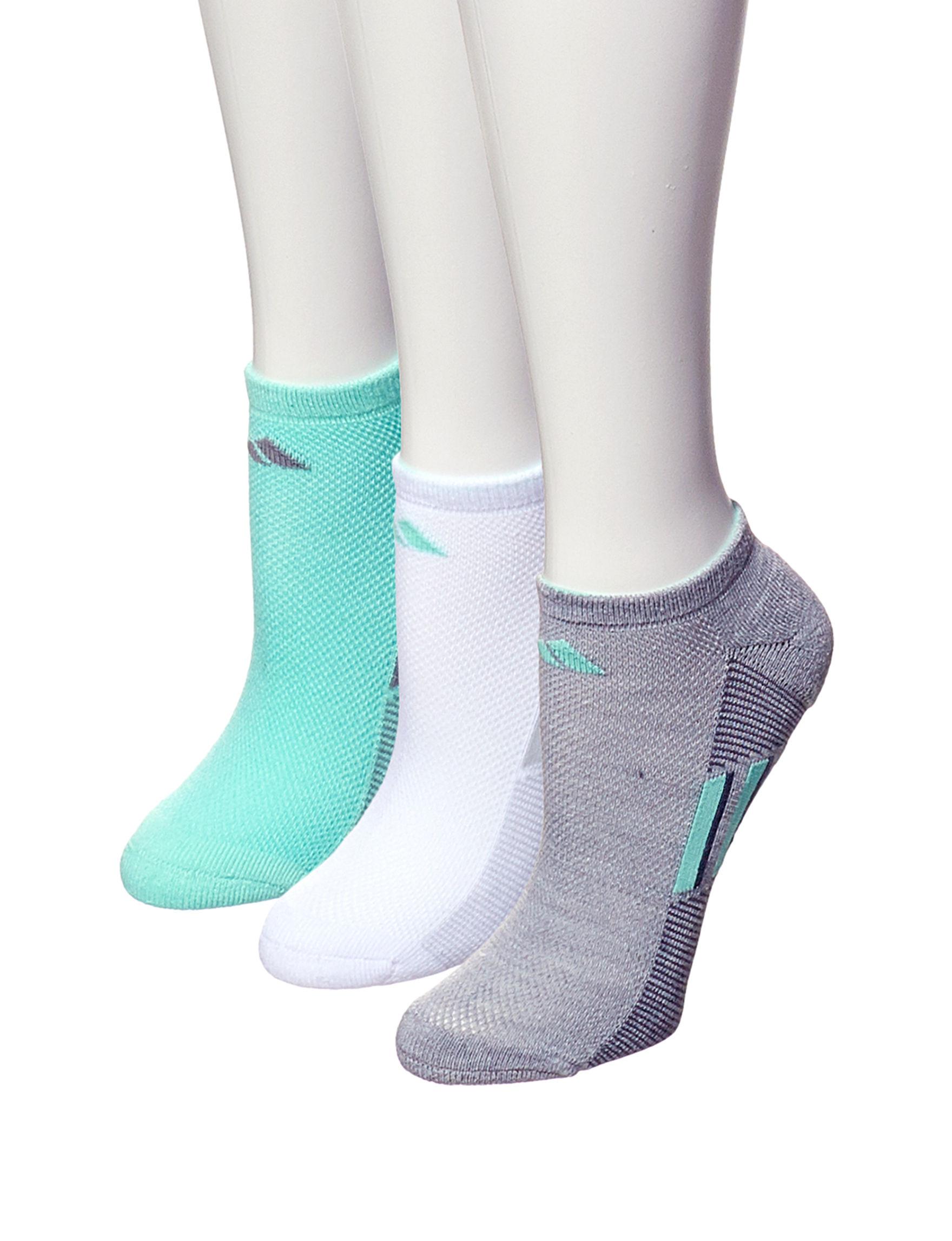 Adidas Turquoise Socks