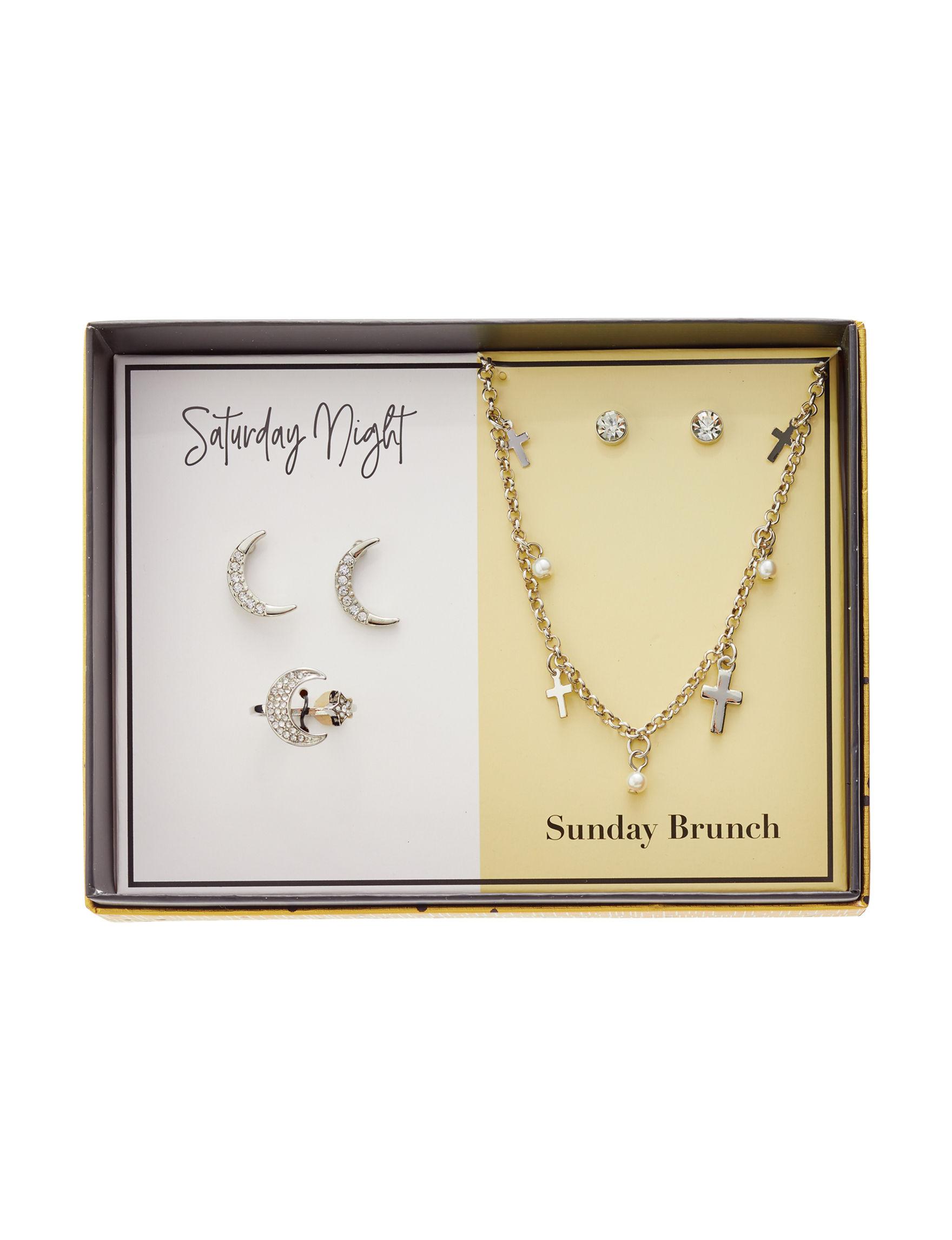 Tanya Crystal Jewelry Sets Fashion Jewelry