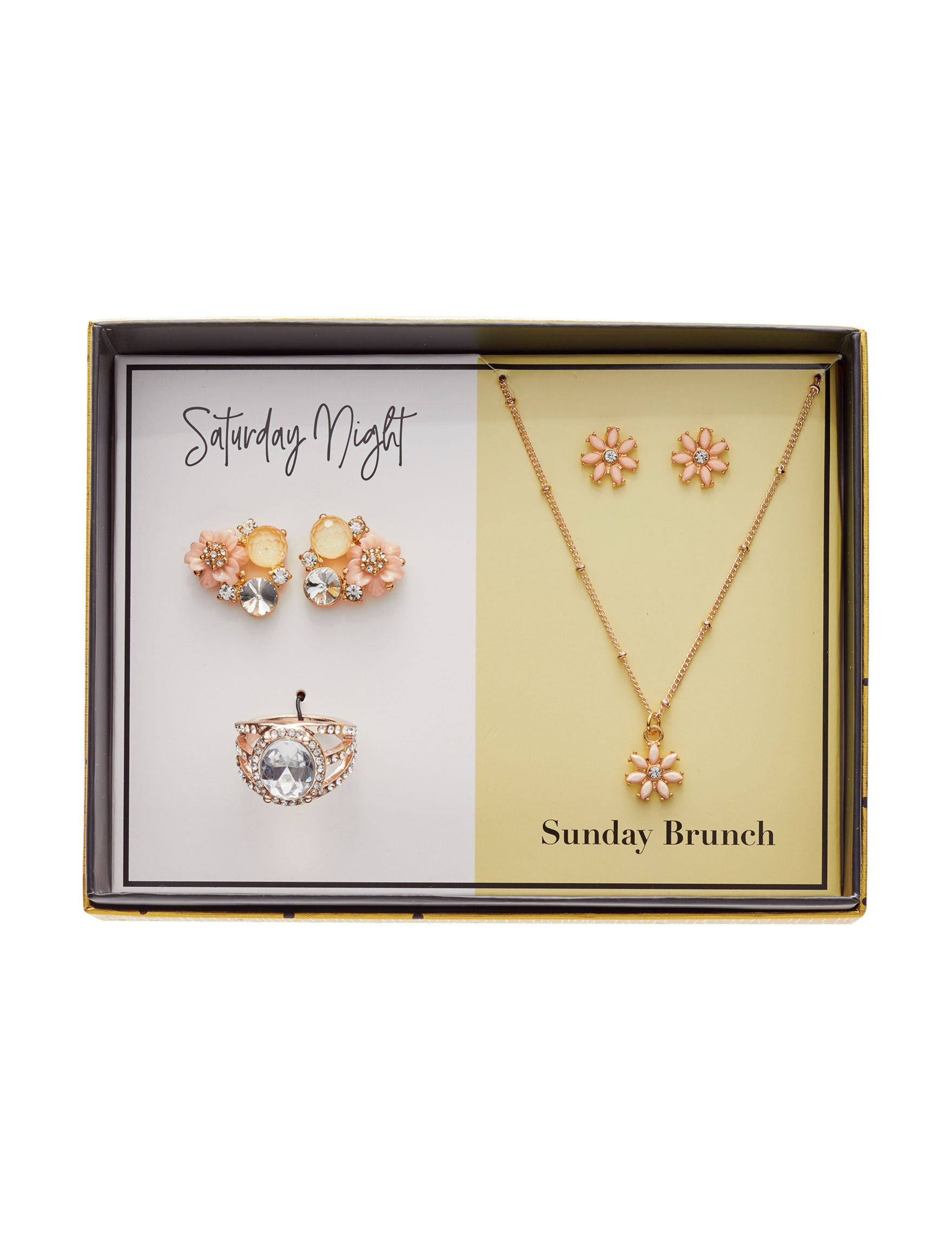 Tanya Floral Jewelry Sets Fashion Jewelry