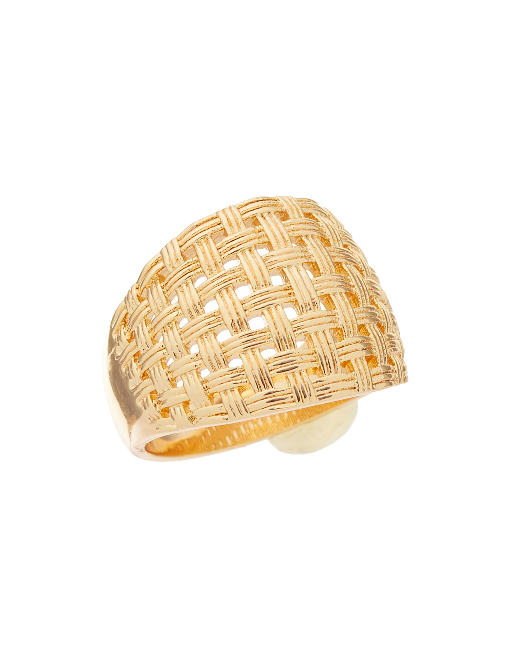 City by City Gold Rings Fashion Jewelry