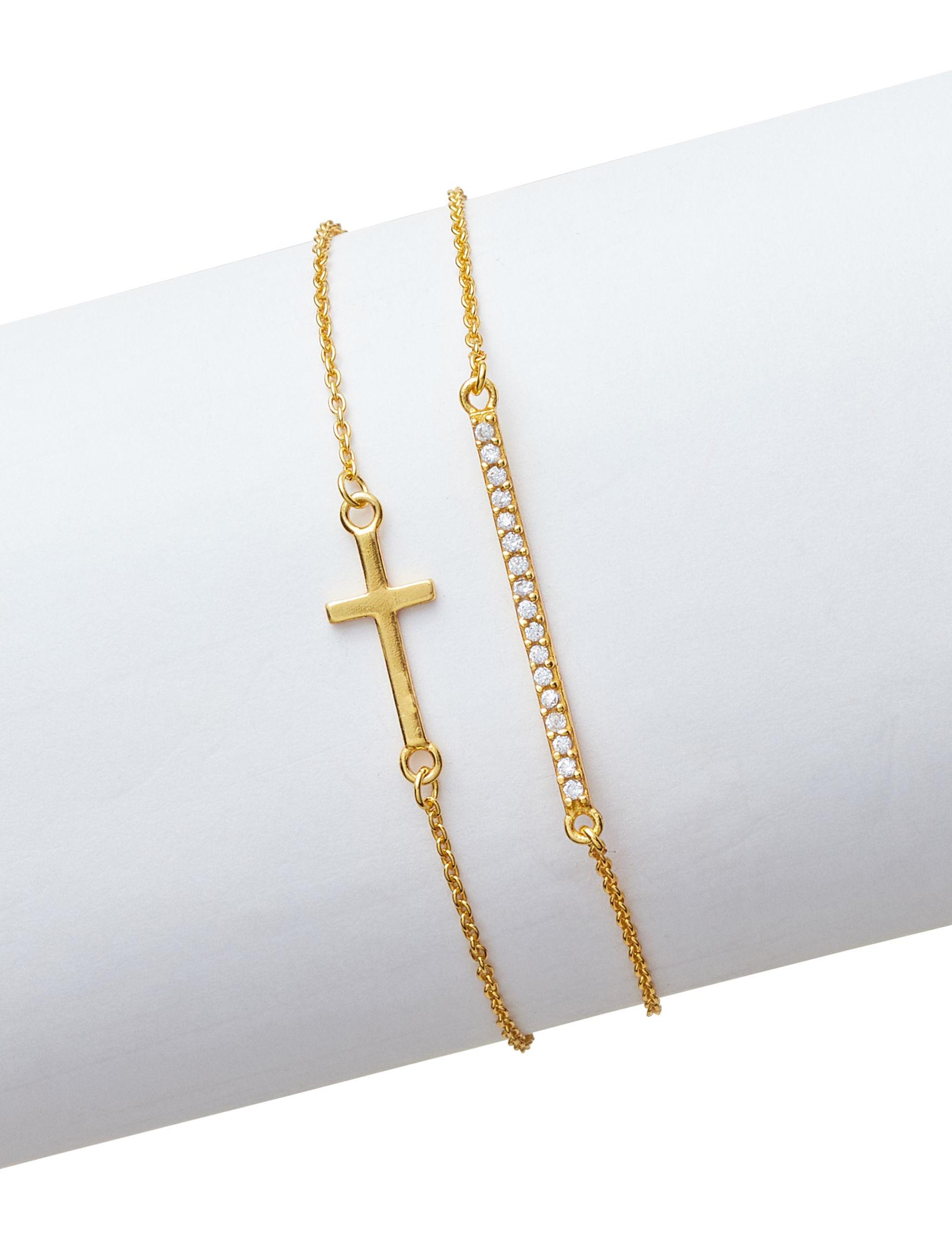 Marsala Gold Bracelets Fine Jewelry