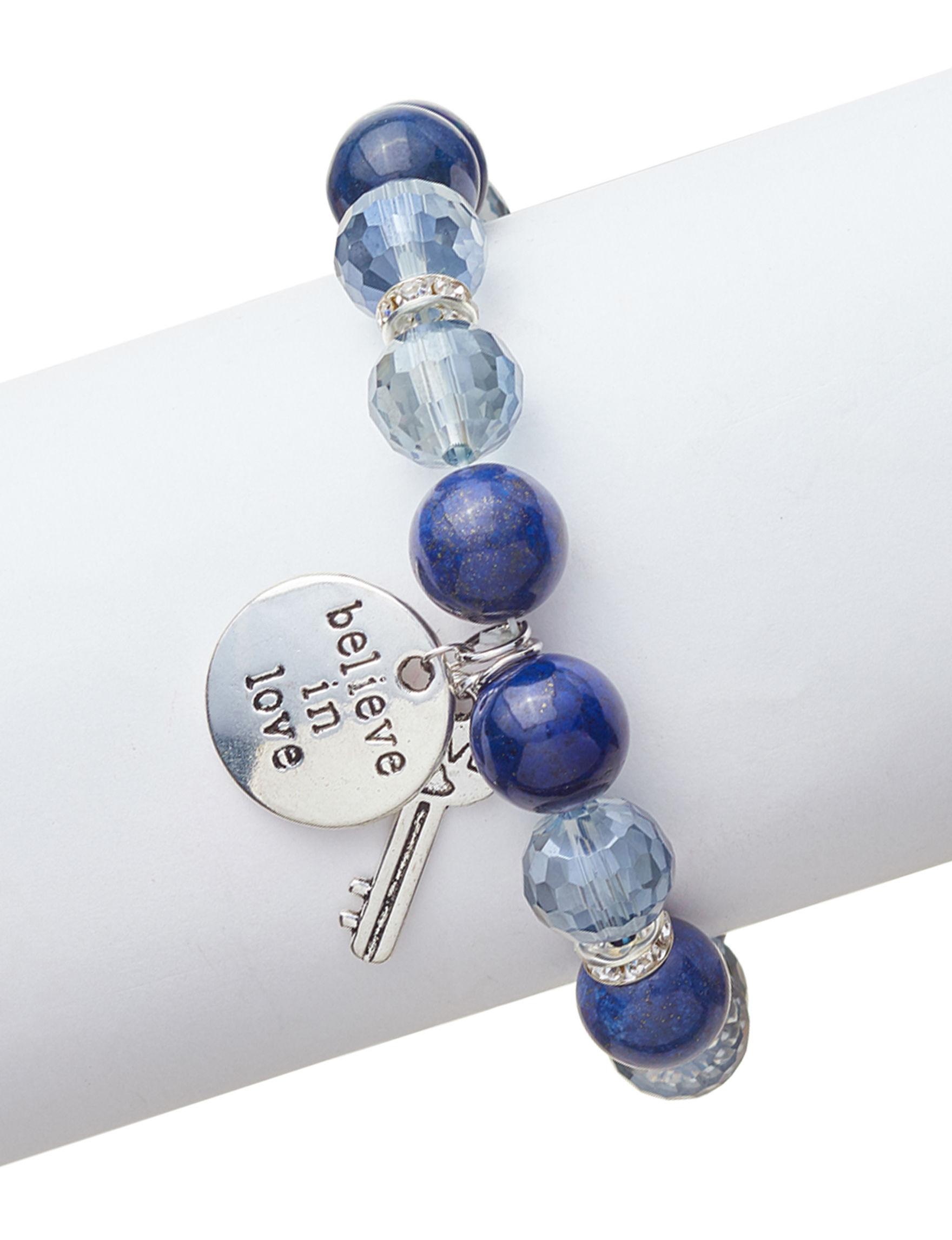 Marsala Black / Grey Bracelets Fine Jewelry