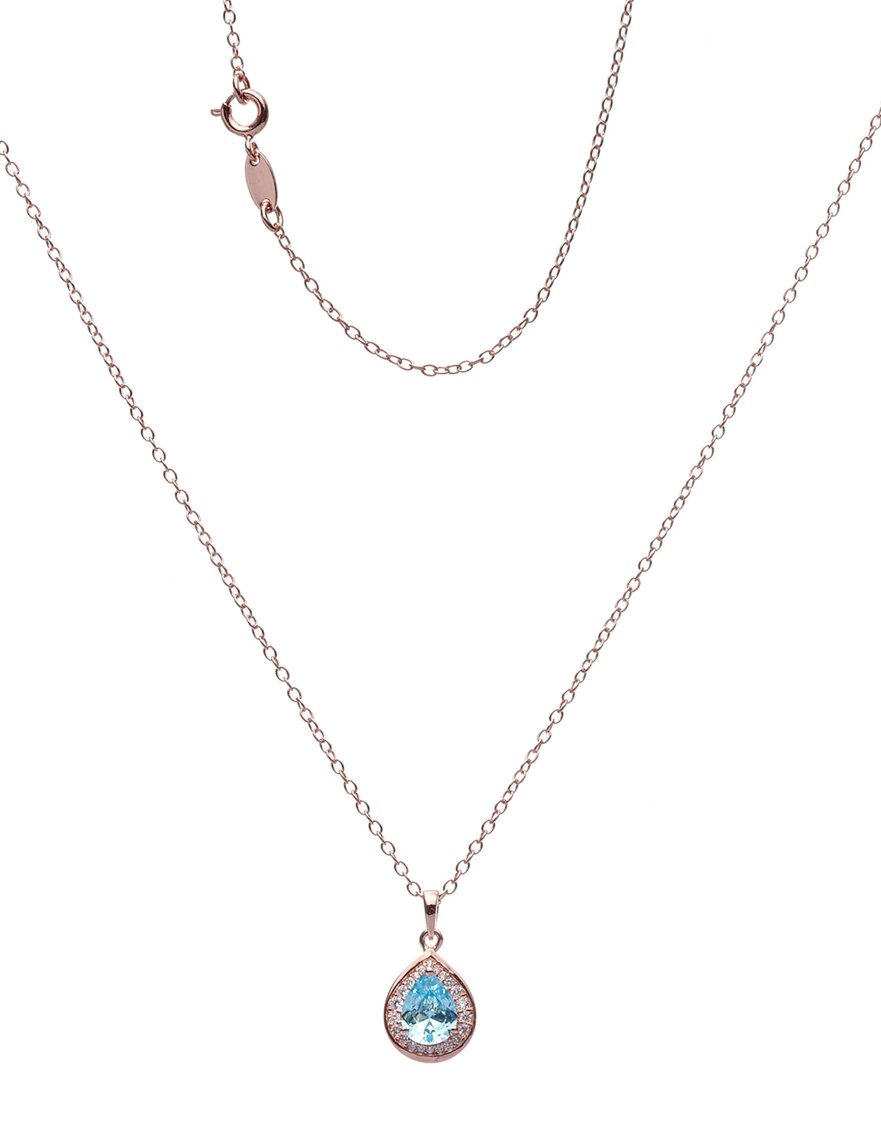PAJ INC. Gold / Stone Necklaces & Pendants Fine Jewelry