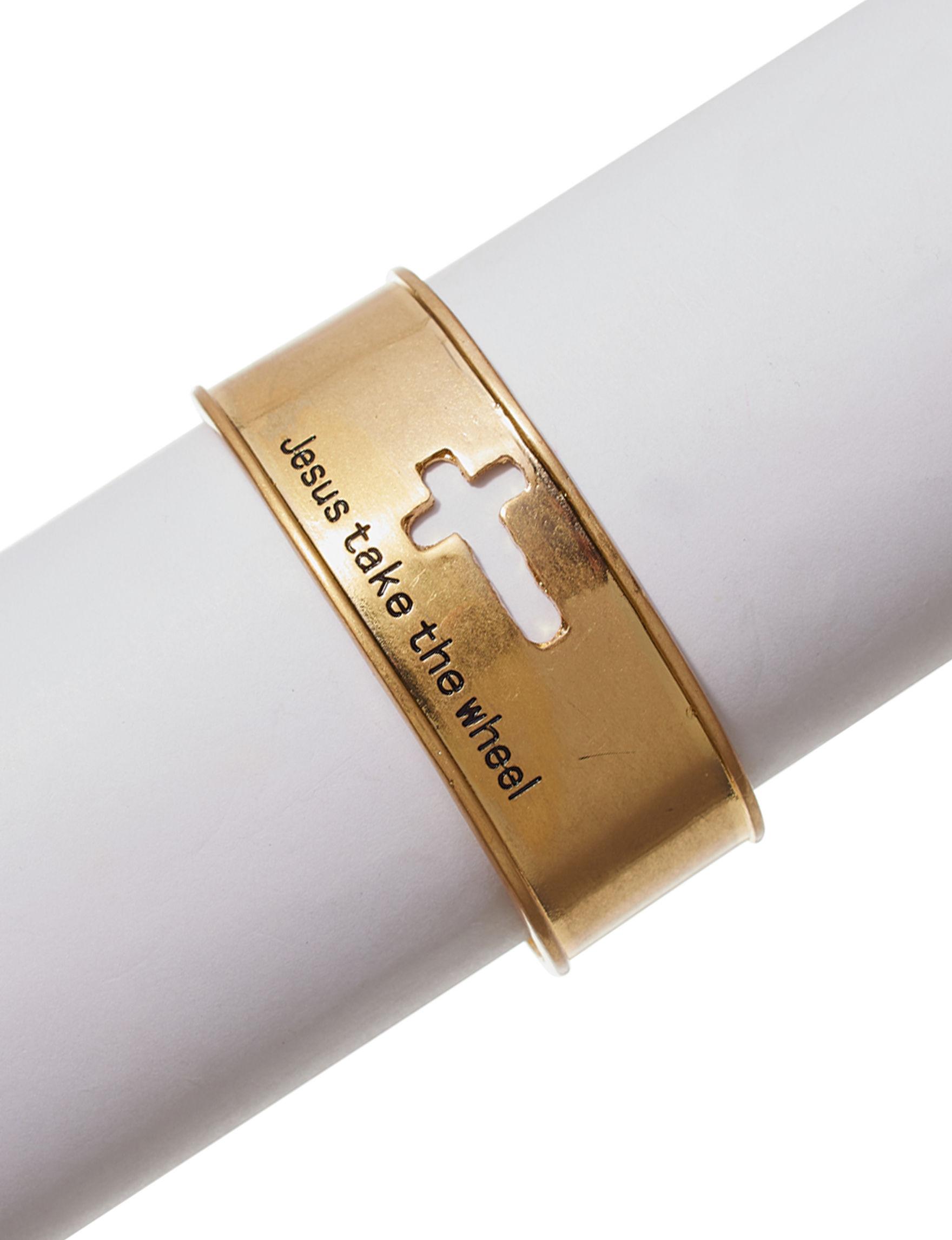 Hannah Gold Bracelets Fashion Jewelry