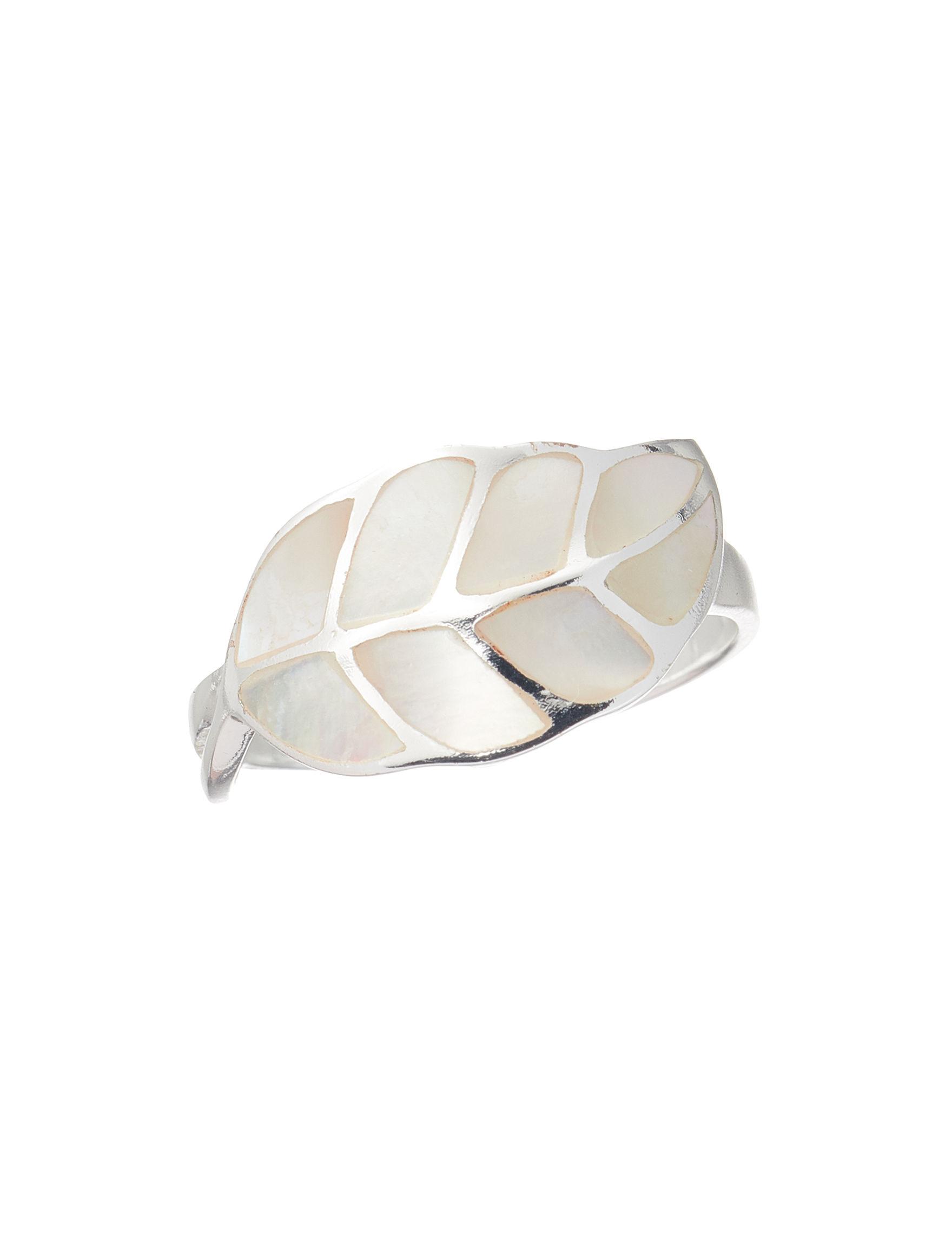 Marsala Silver Rings Fine Jewelry