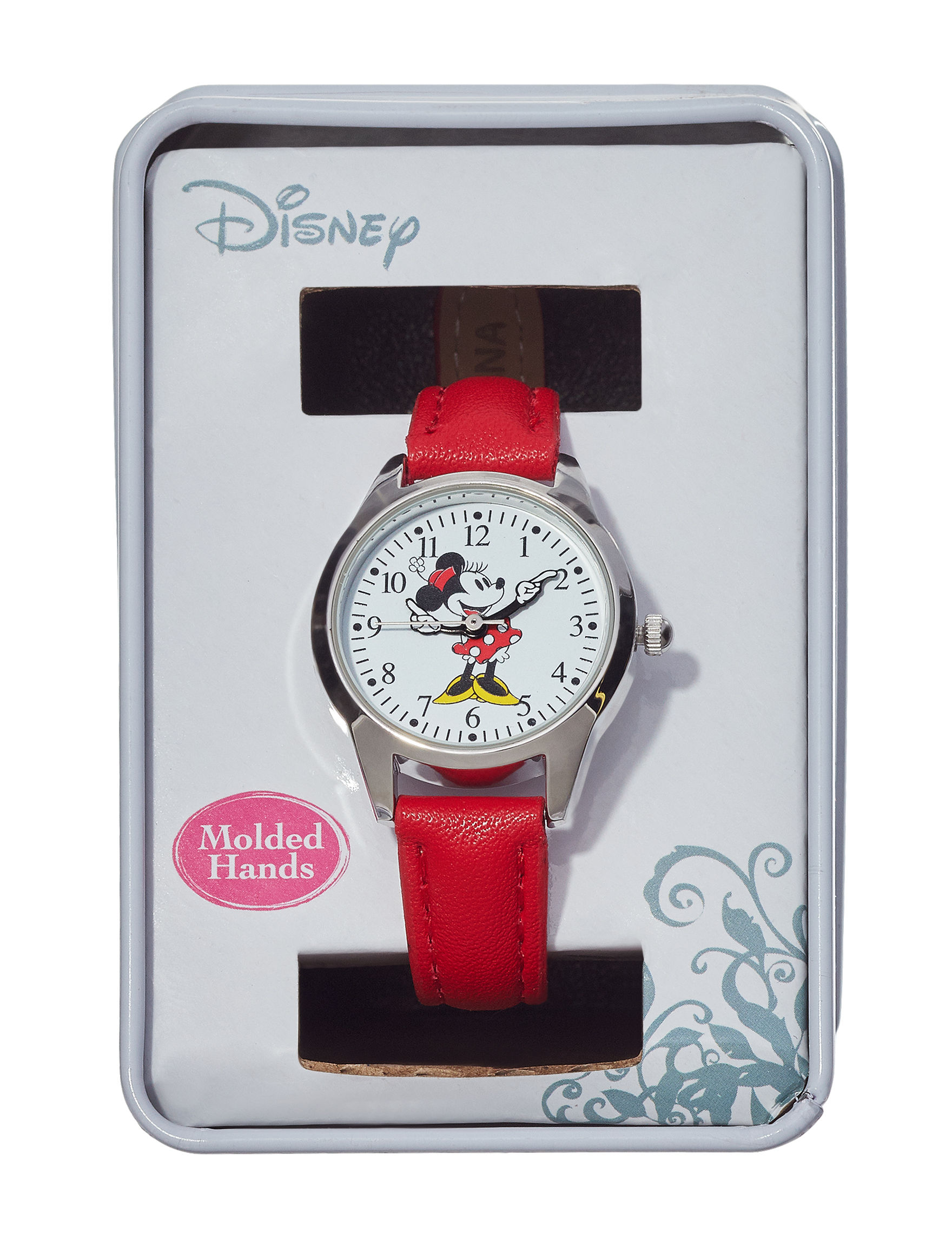 Licensed Red Fashion Watches