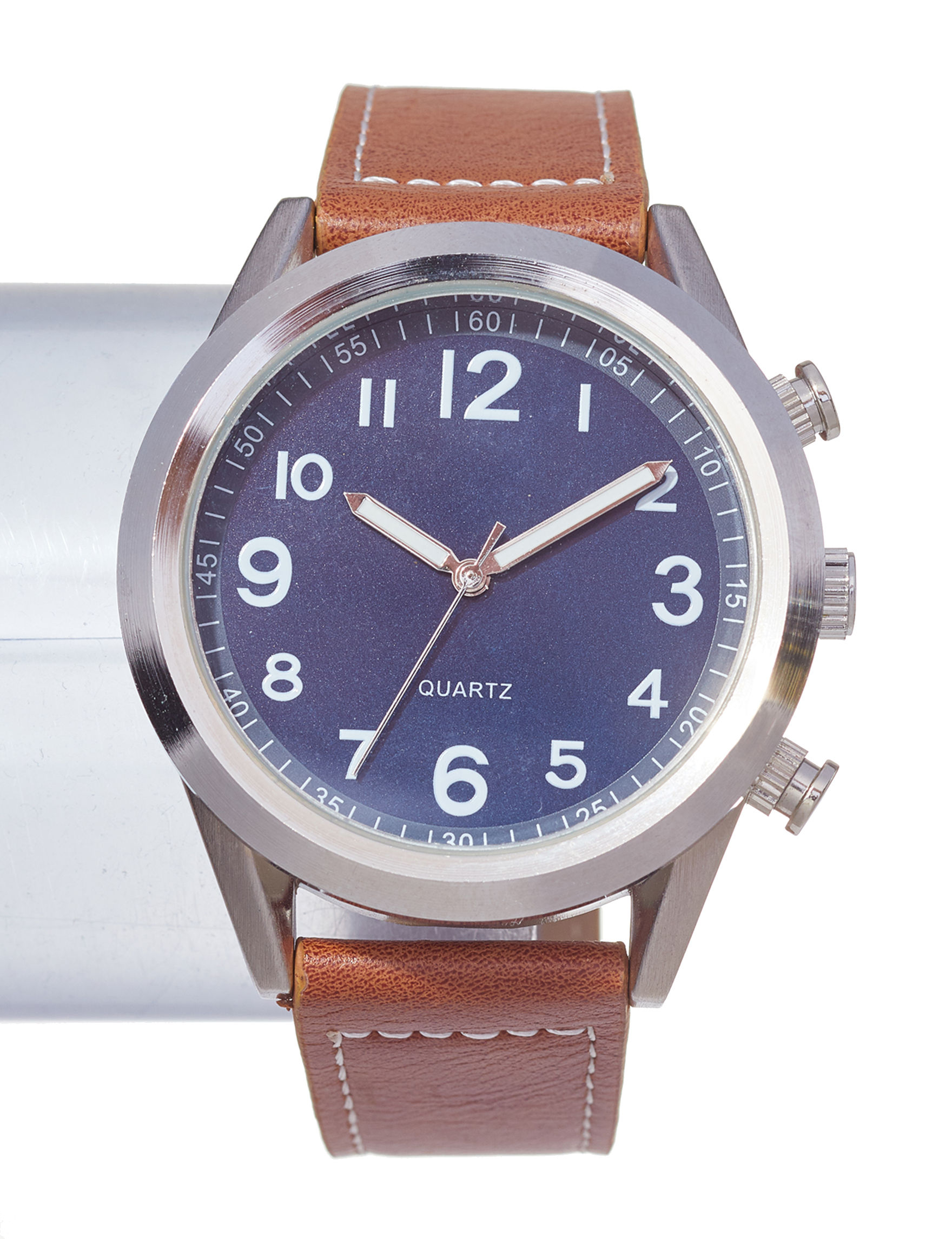 Accutime Silver Fashion Watches