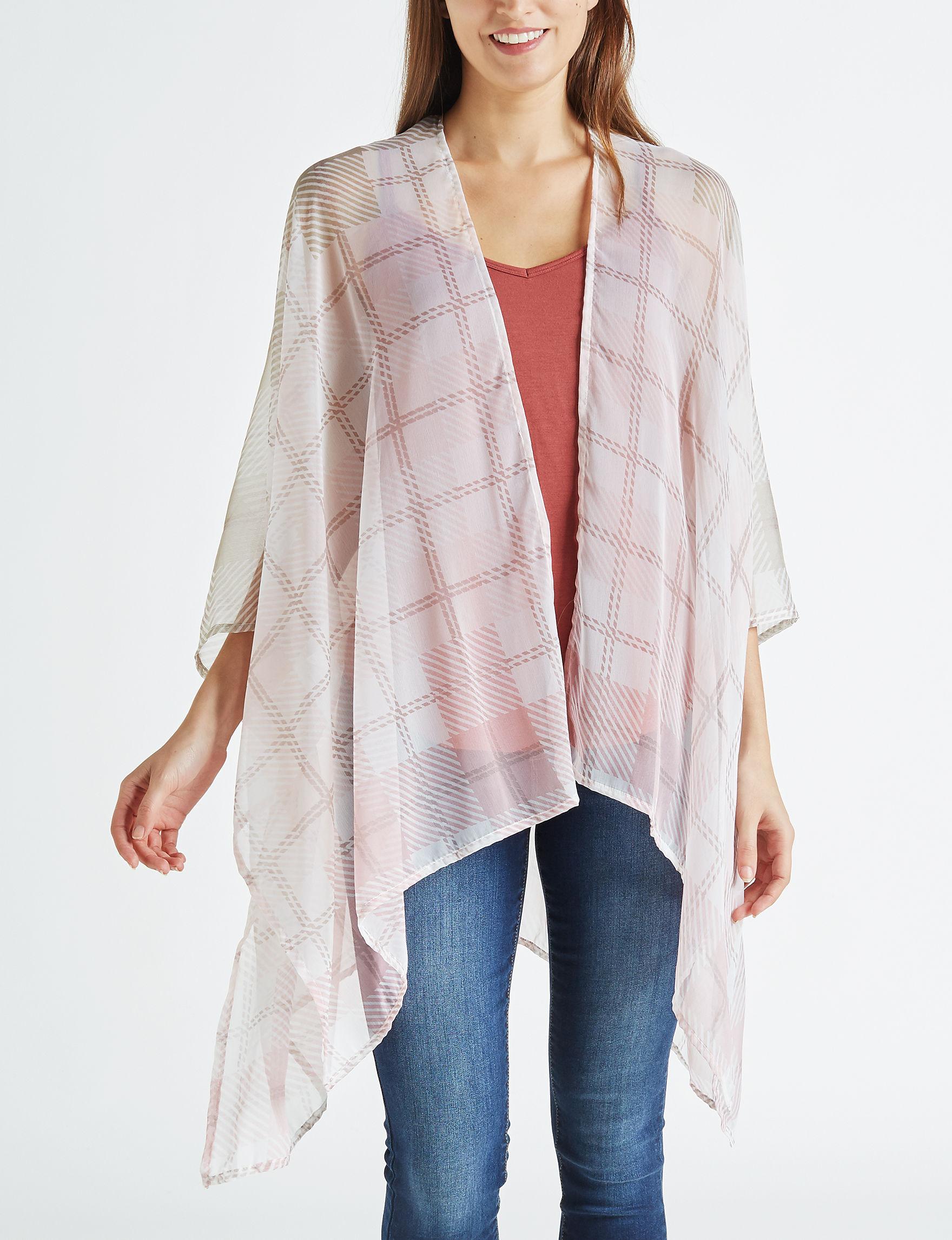 Basha Pink Kimonos & Toppers