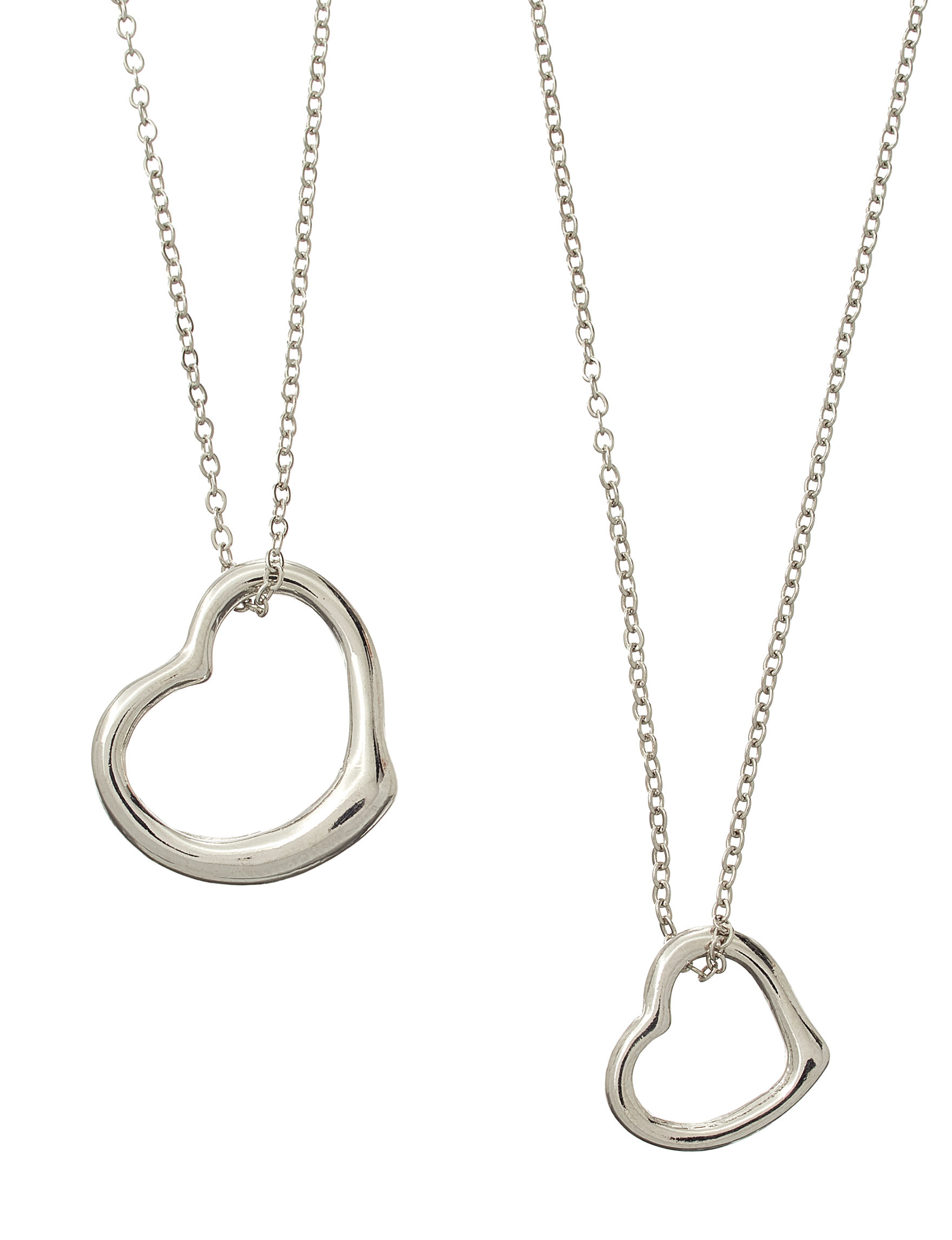 Tanya Silver Necklaces & Pendants Fashion Jewelry