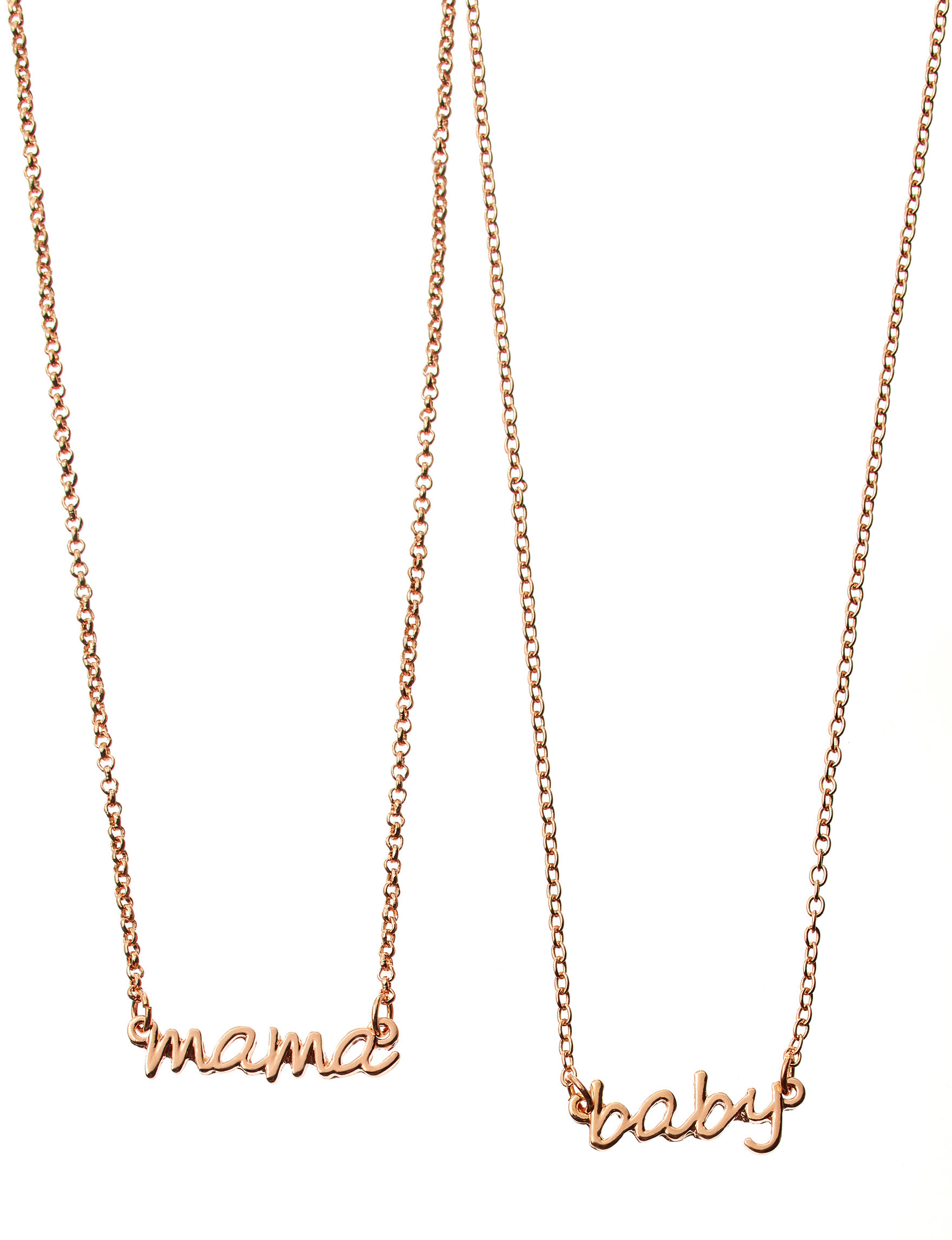 Tanya Rose Gold Necklaces & Pendants Fashion Jewelry