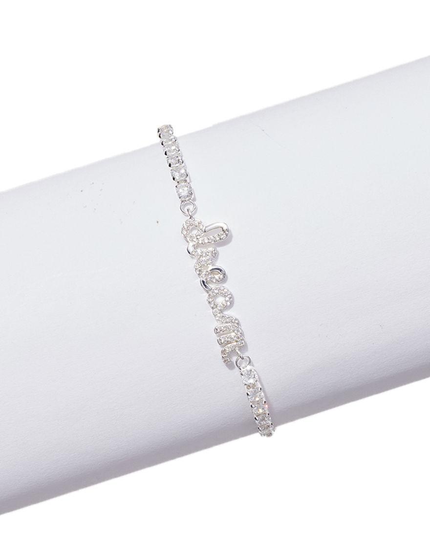 Marsala Silver / Multi Bracelets Fine Jewelry