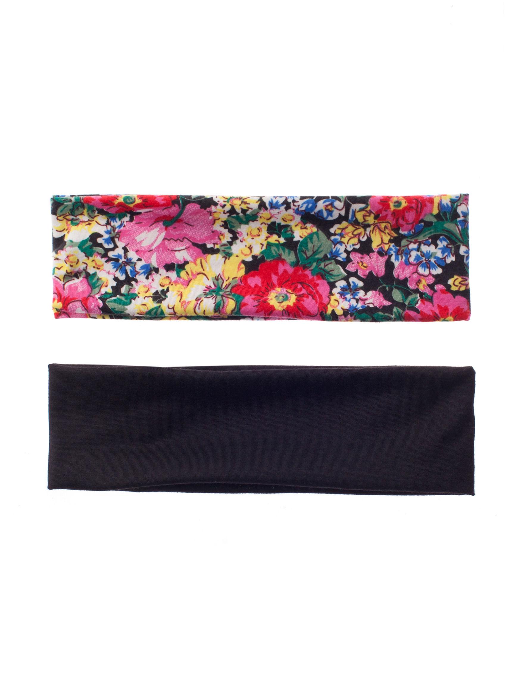 Capelli Black Floral