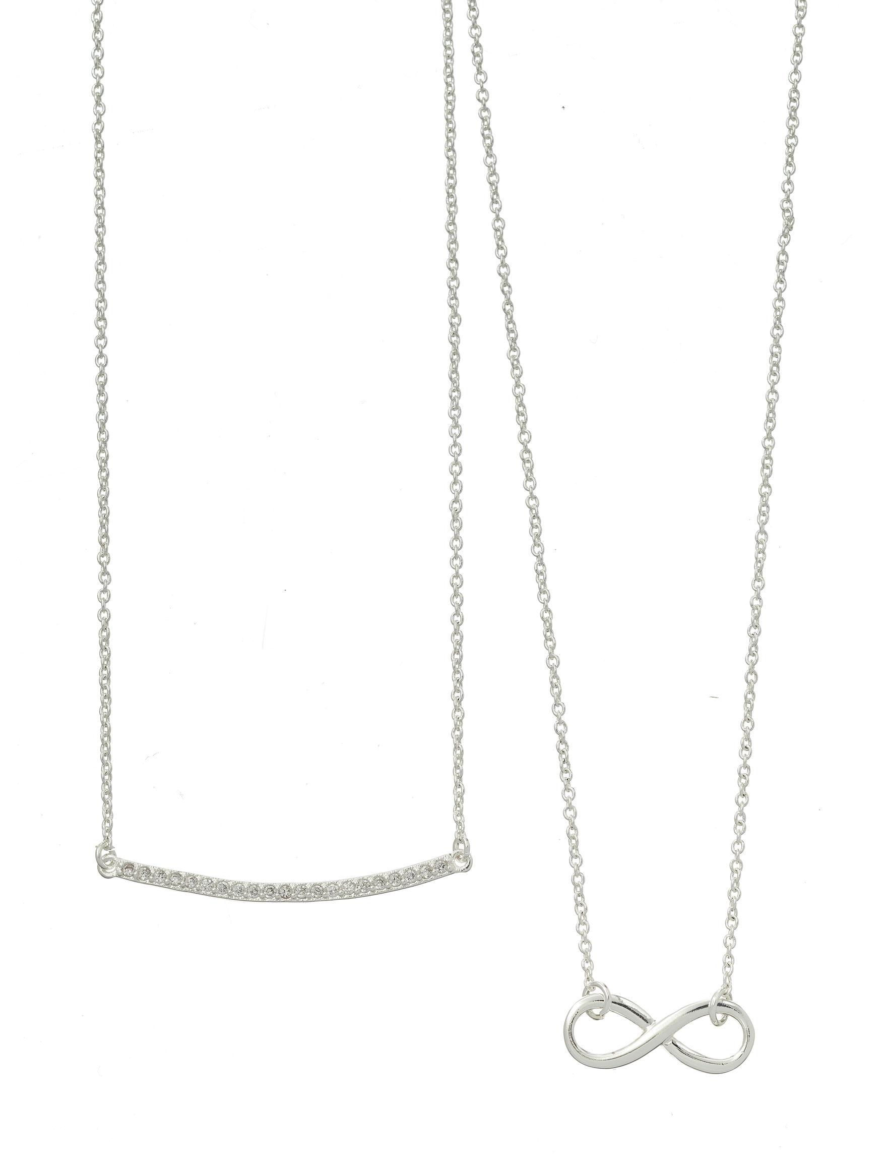 Marsala Silver Jewelry Sets Necklaces & Pendants Fine Jewelry