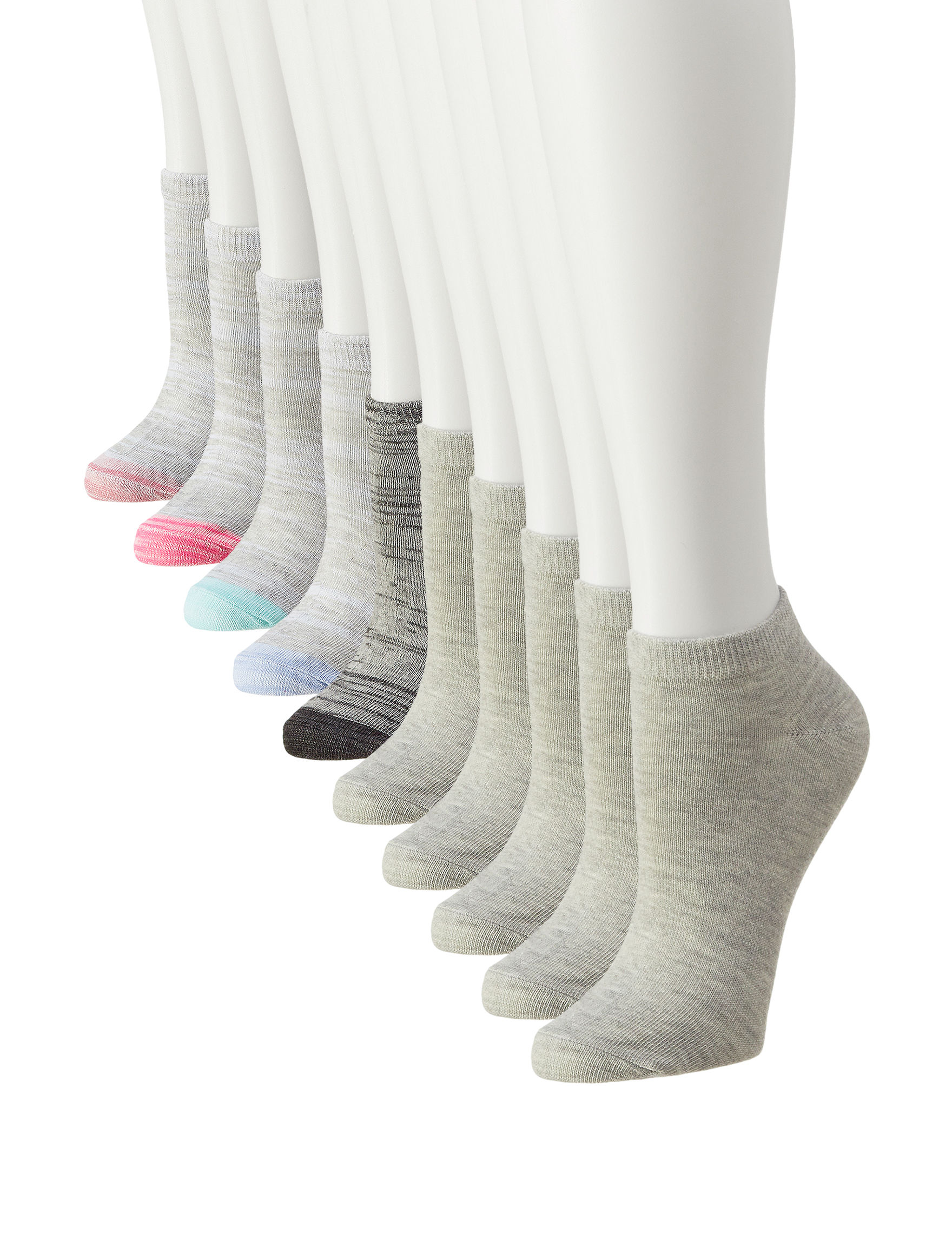 Modern Herritage Grey / Multi Socks