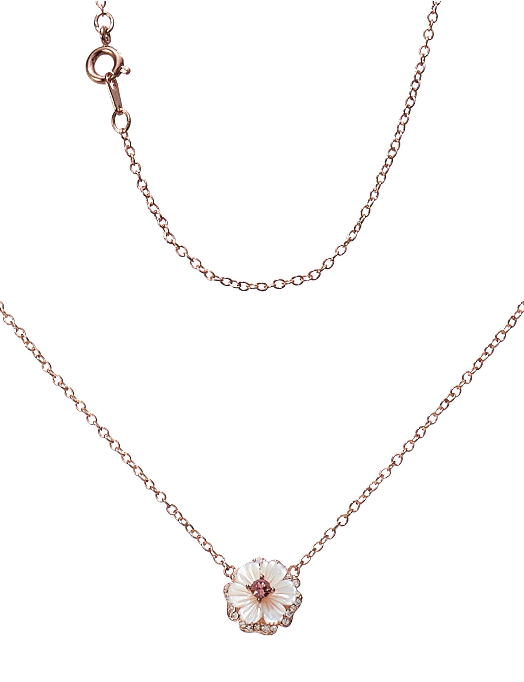 Sunstone Gold / Multi Necklaces & Pendants Fine Jewelry