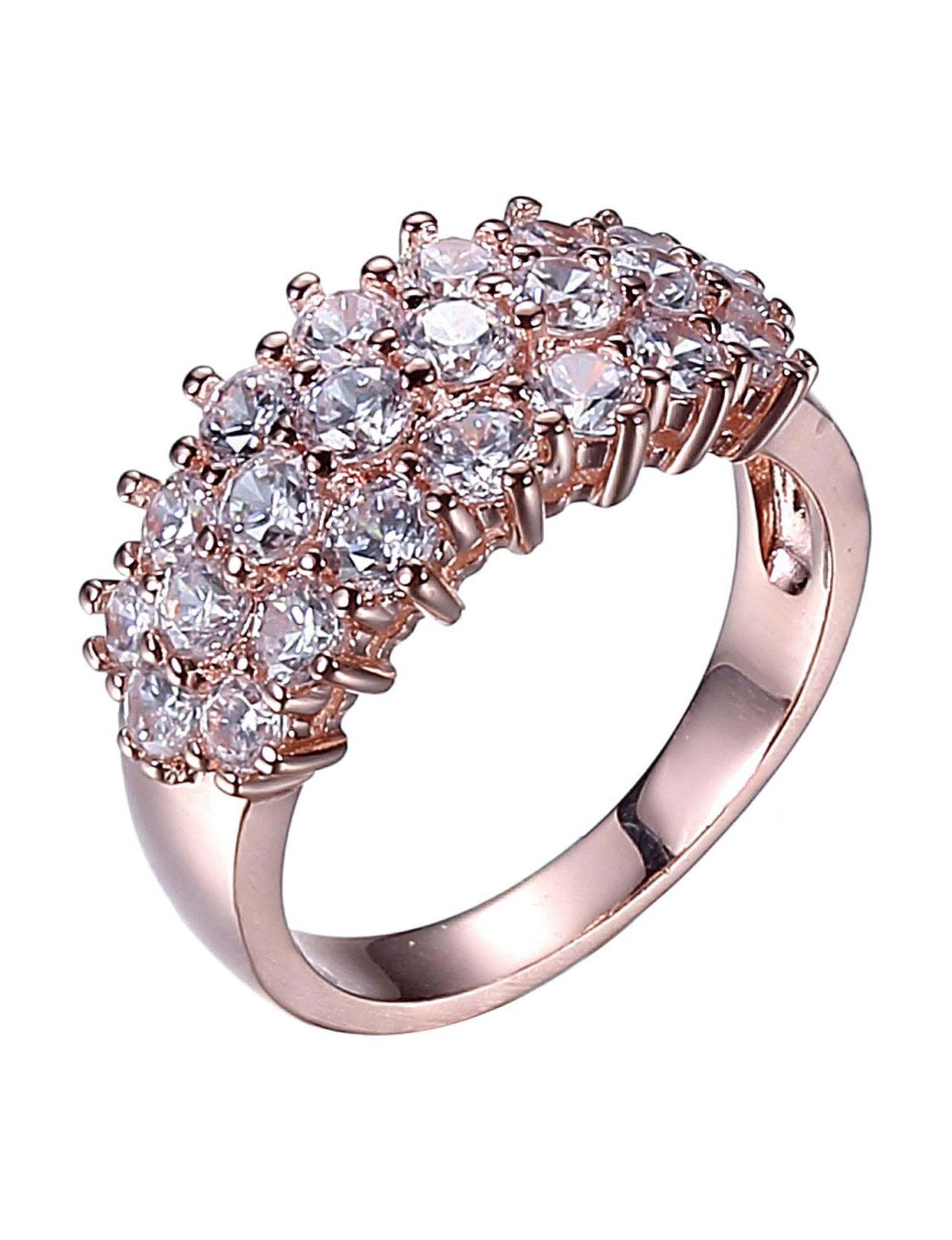 PAJ INC. Rose Gold Rings Fine Jewelry