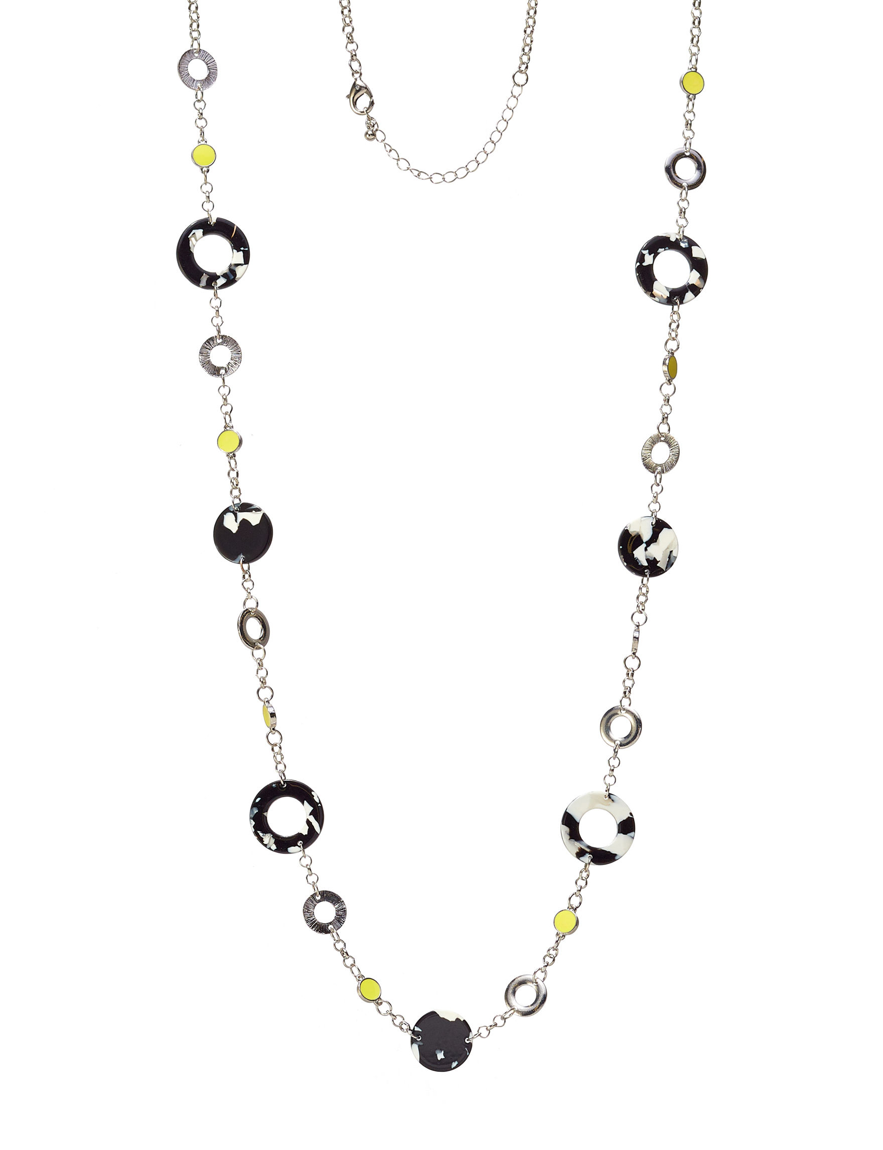 Hannah Silver / Multi Necklaces & Pendants Fashion Jewelry