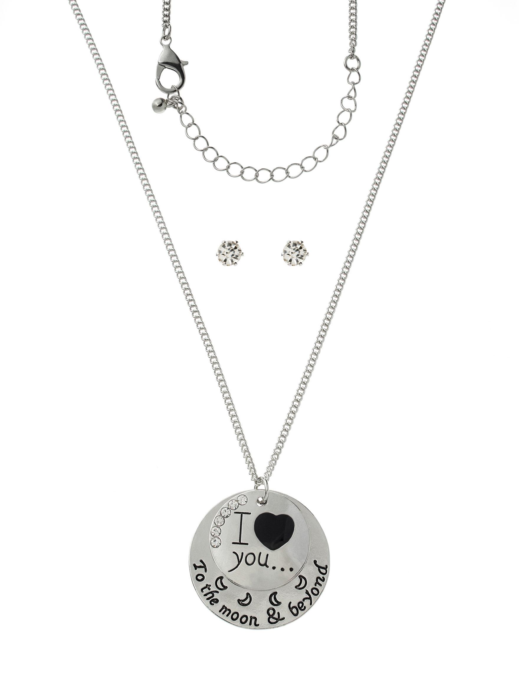 Tanya Two Tone Jewelry Sets Fashion Jewelry