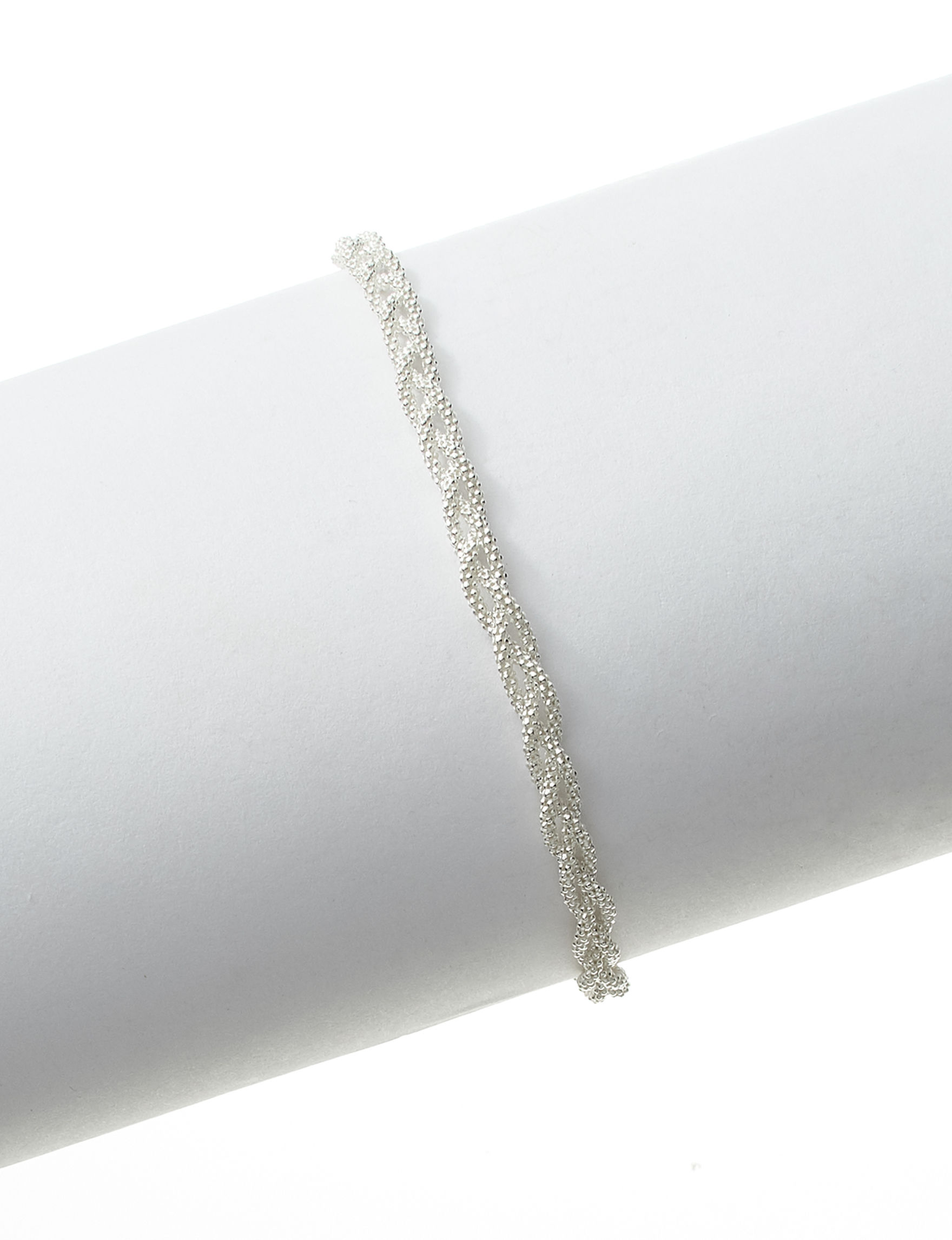 Danecraft Silver Bracelets Fine Jewelry