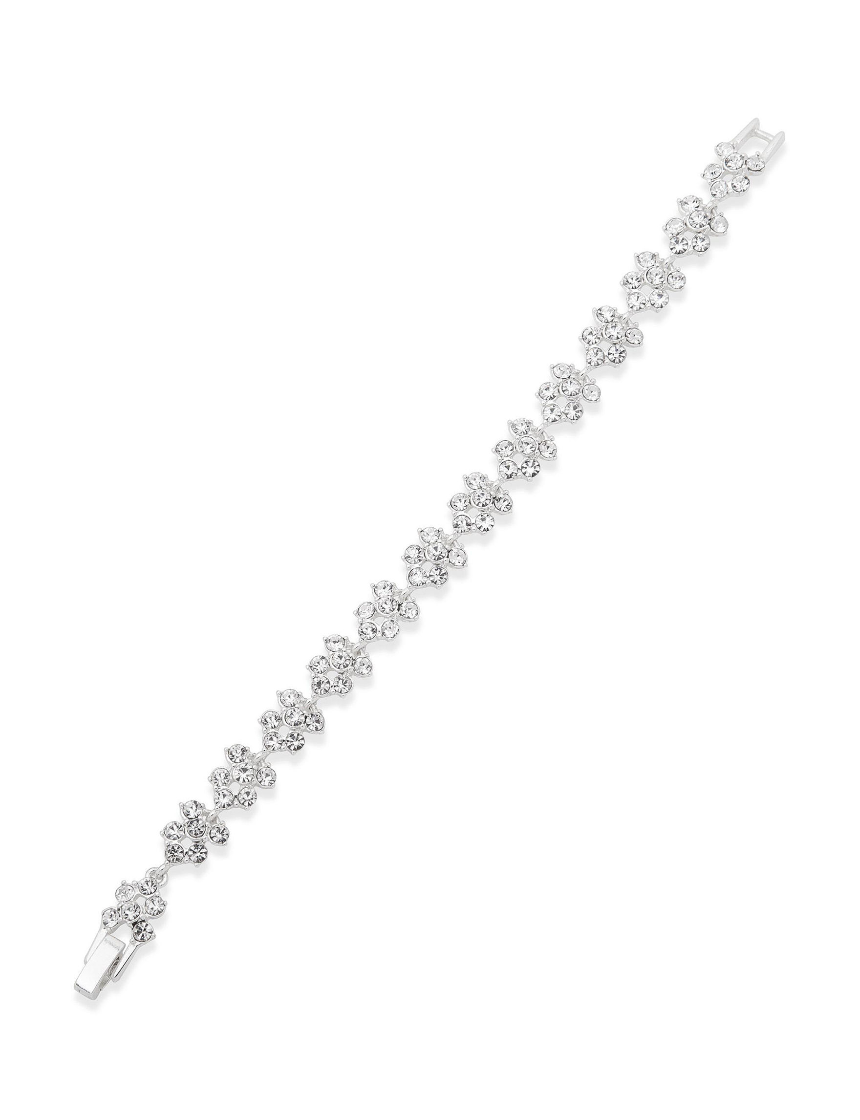 You're Invited Silver Bracelets Fashion Jewelry