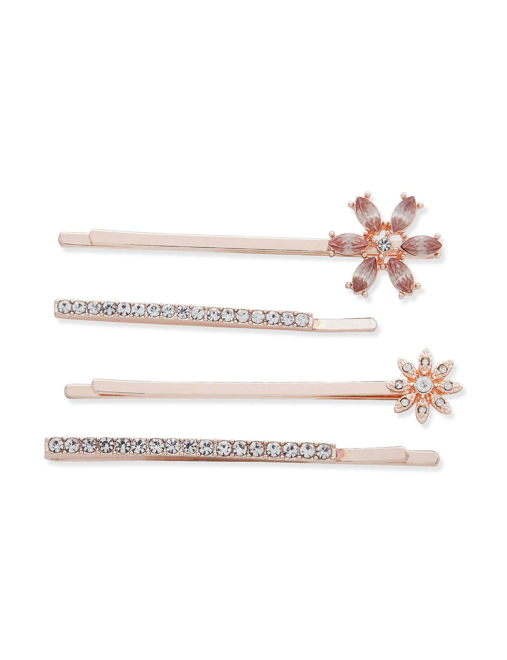 You're Invited Rose Gold Pins Fashion Jewelry