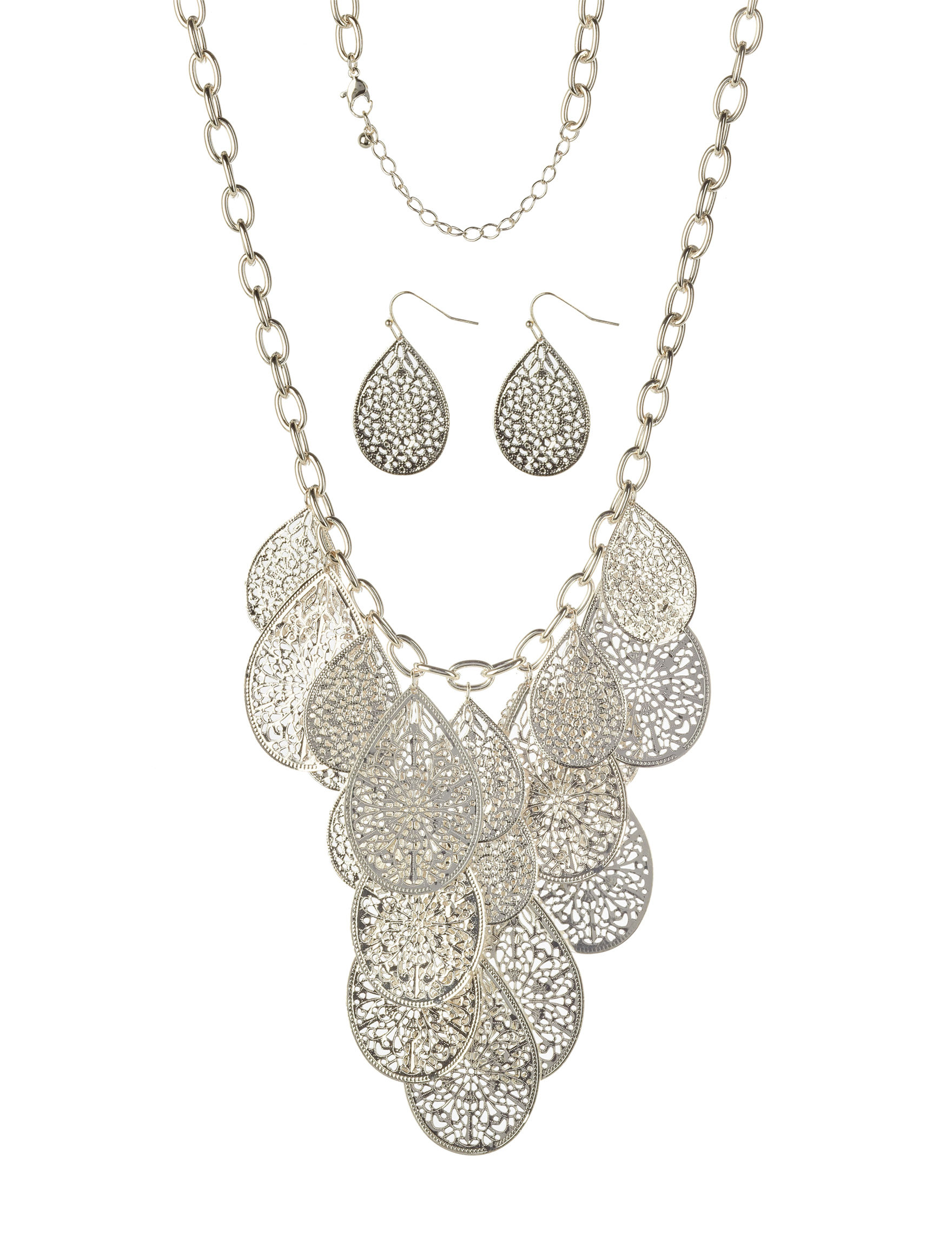 Hannah Silver Jewelry Sets Fashion Jewelry