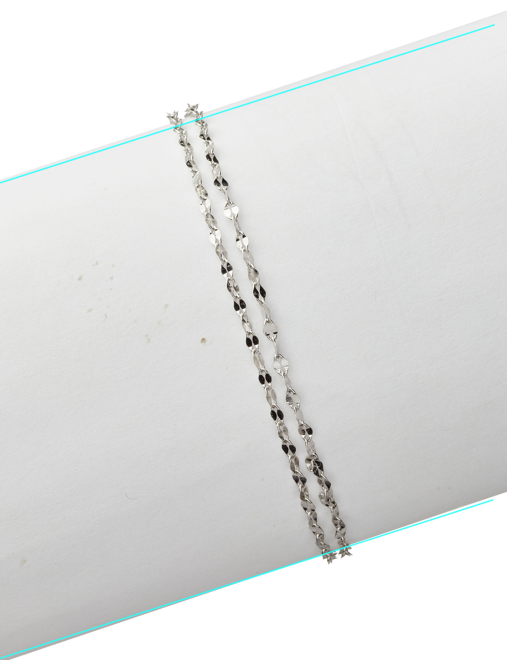 NES Silver Anklets Fine Jewelry