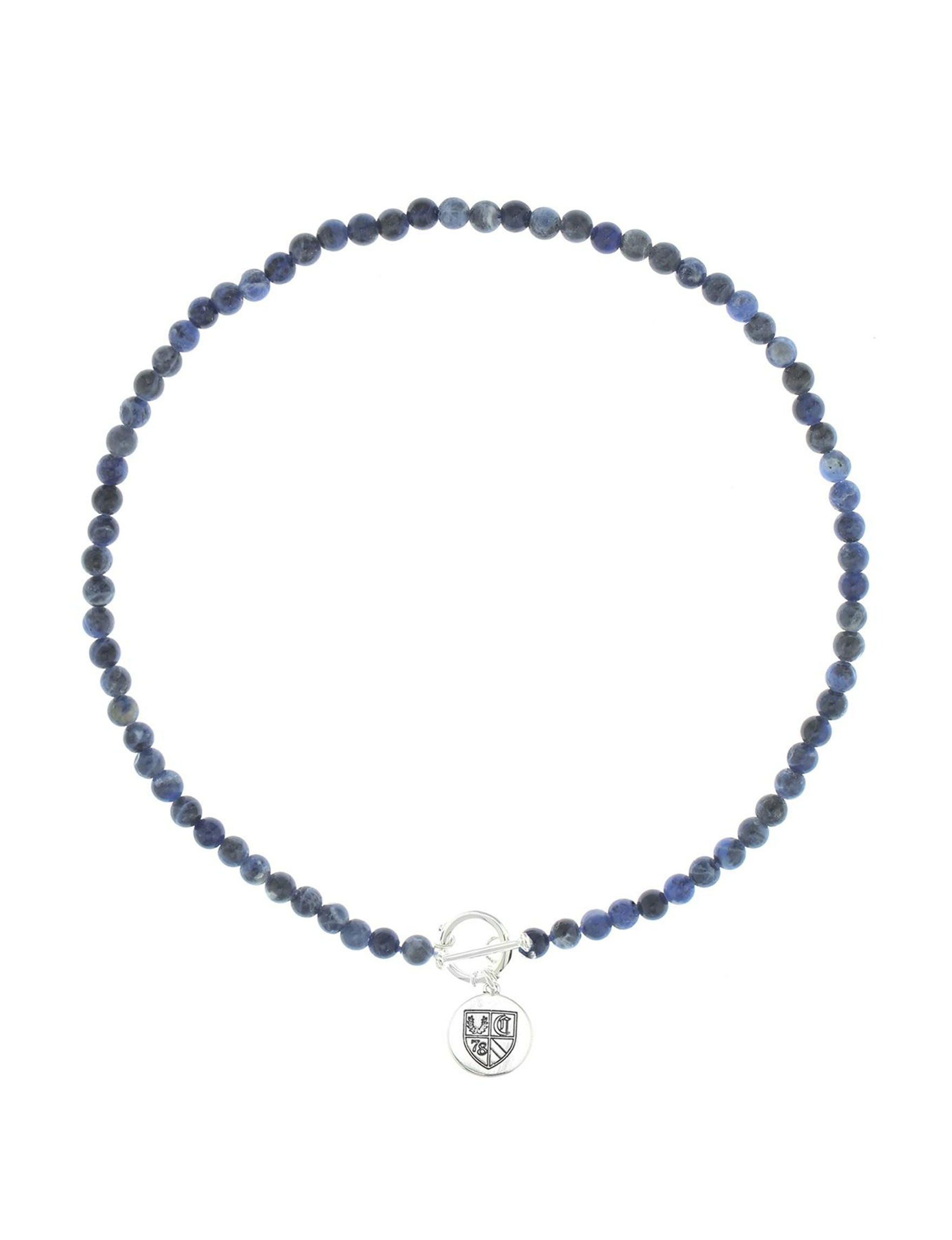 Chaps Navy Necklaces & Pendants Fashion Jewelry