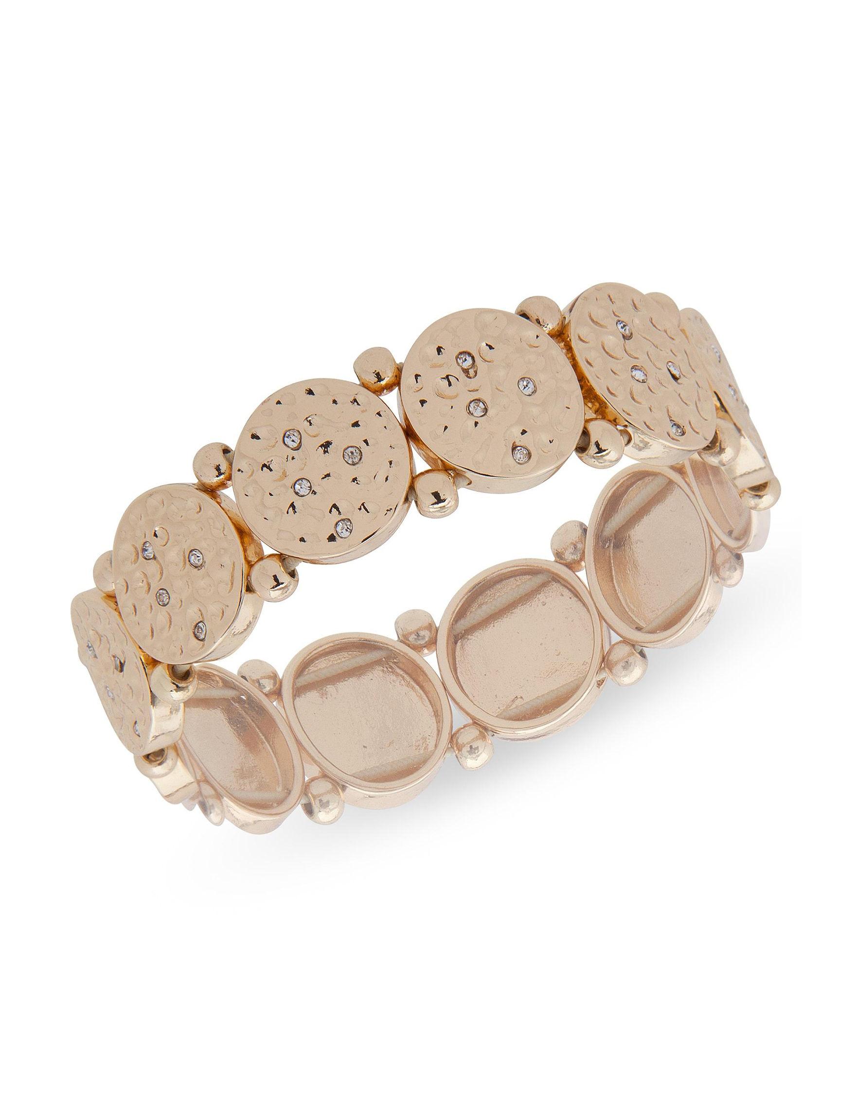 Gloria Vanderbilt Gold Bracelets Fashion Jewelry
