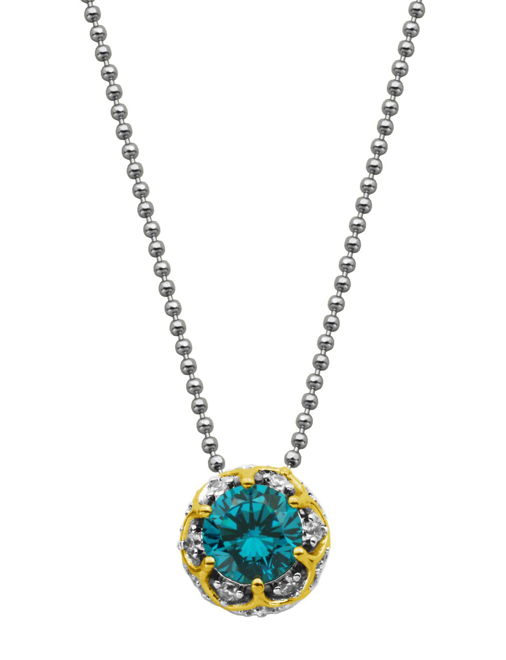 PAJ INC. Turquoise Necklaces & Pendants Fine Jewelry